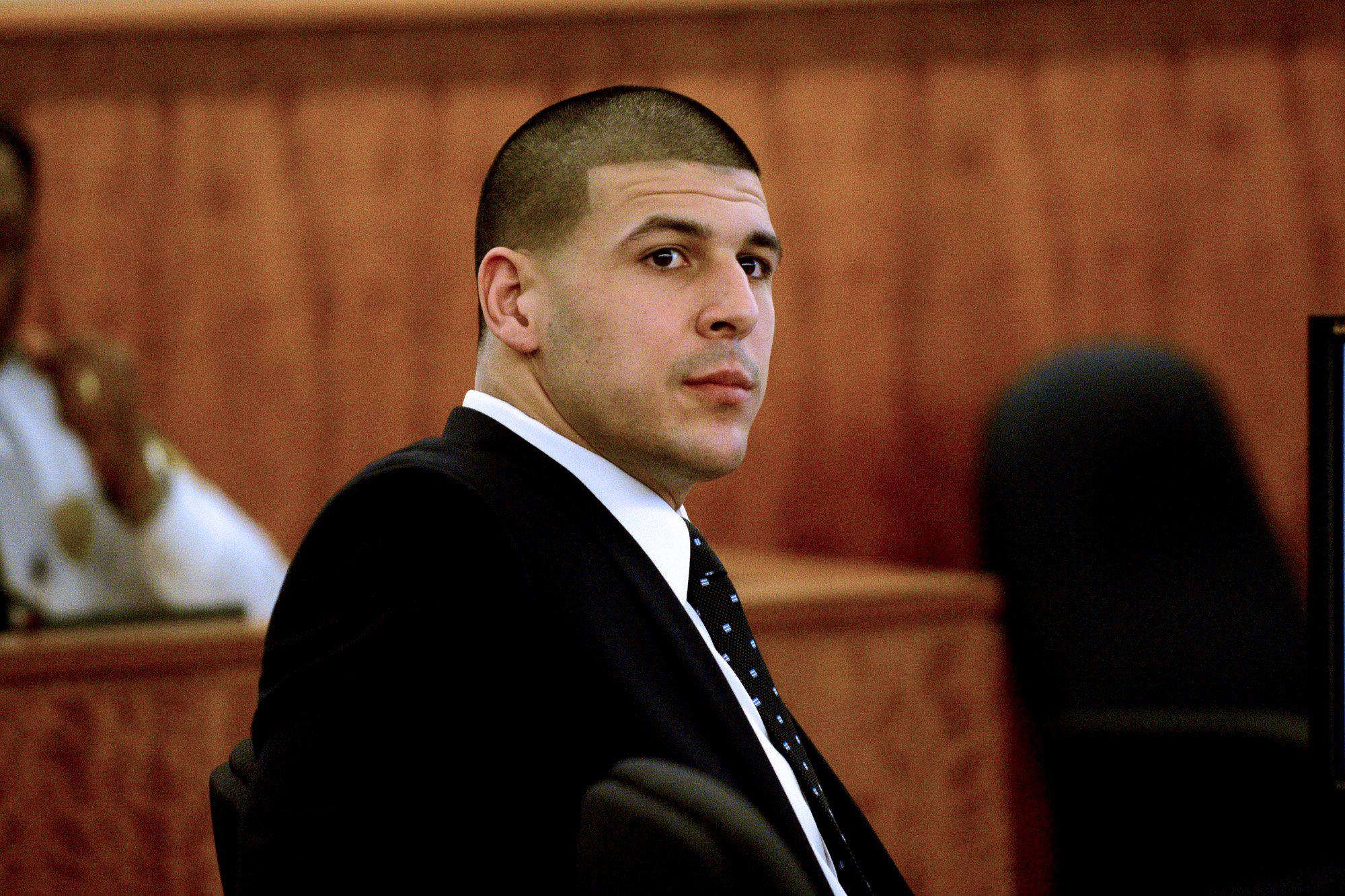 Ex-Patriots Star Aaron Hernandez Found Dead in Prison Cell
