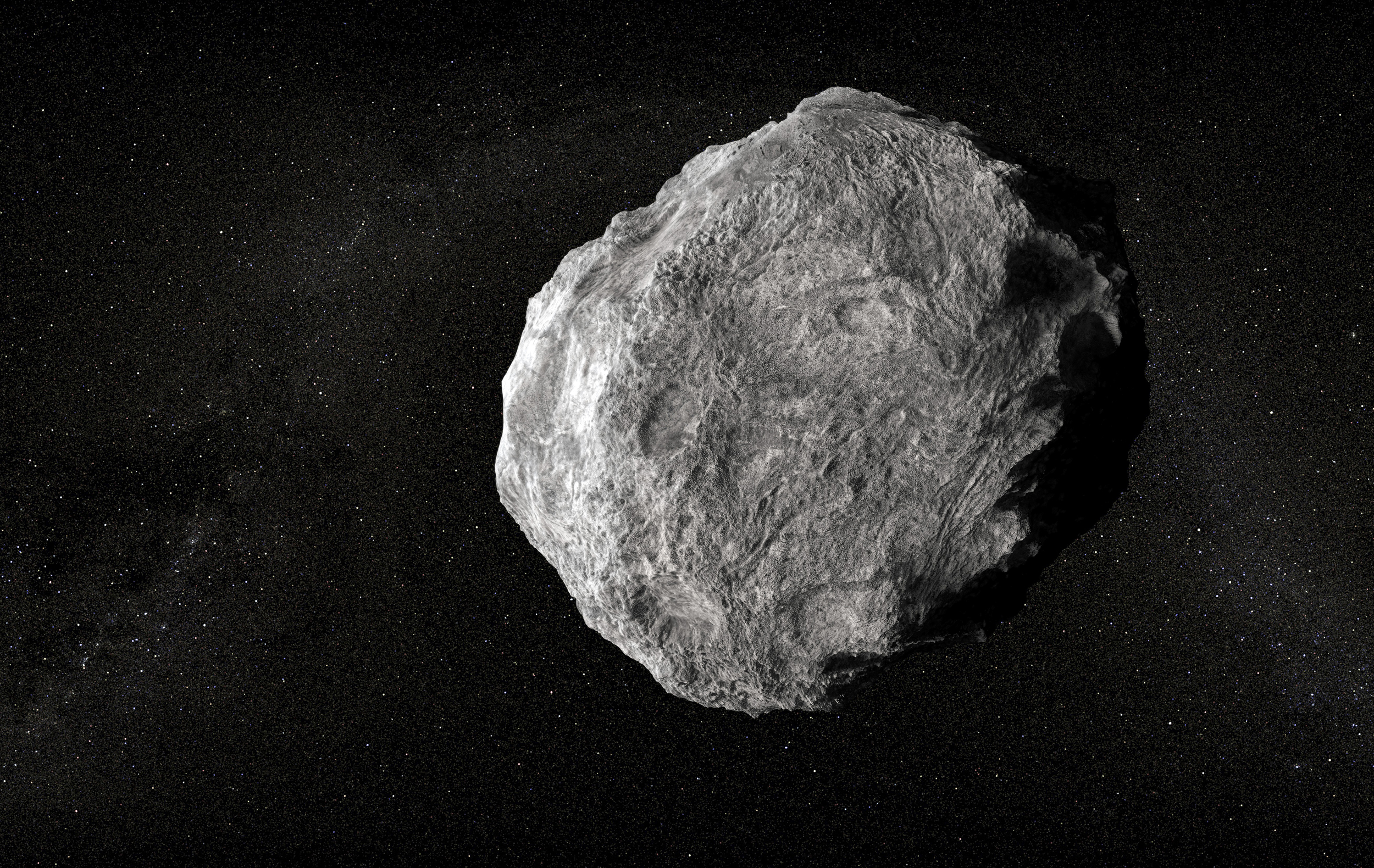 Huge asteroid to give earth a very close shave on april 19 - Fear of small space pict ...