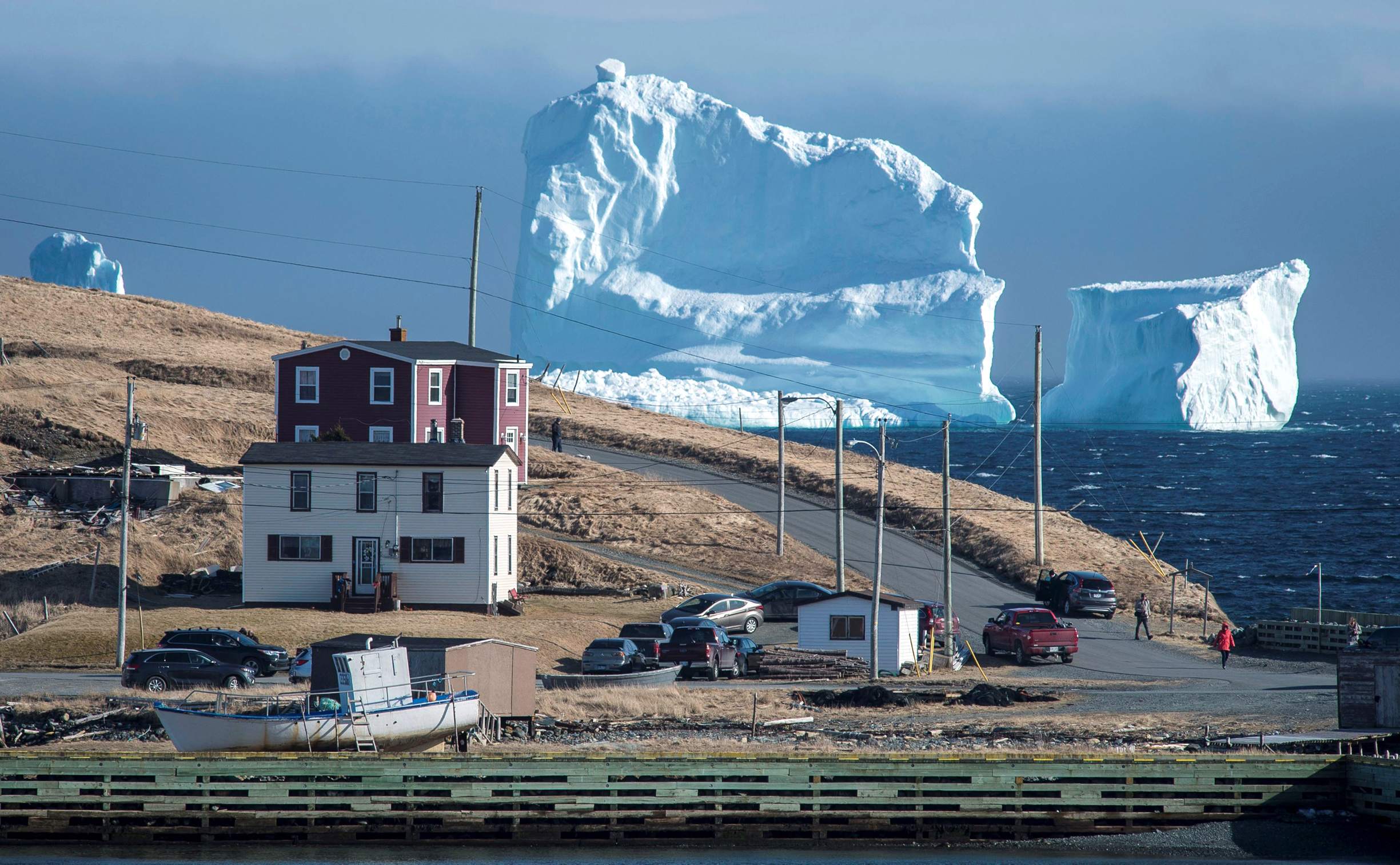 Ice-to-Meet-You:-Newfoundland-Sees-First-'Berg-of-Season
