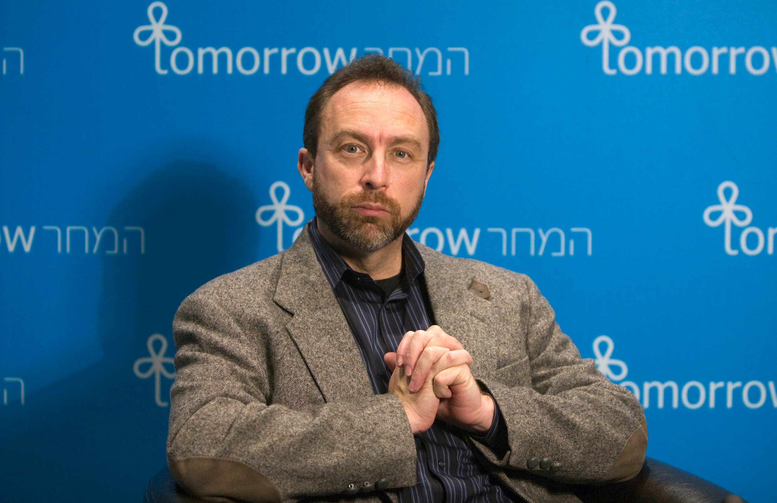 Wikipedia Founder Launches Ambitious Project to