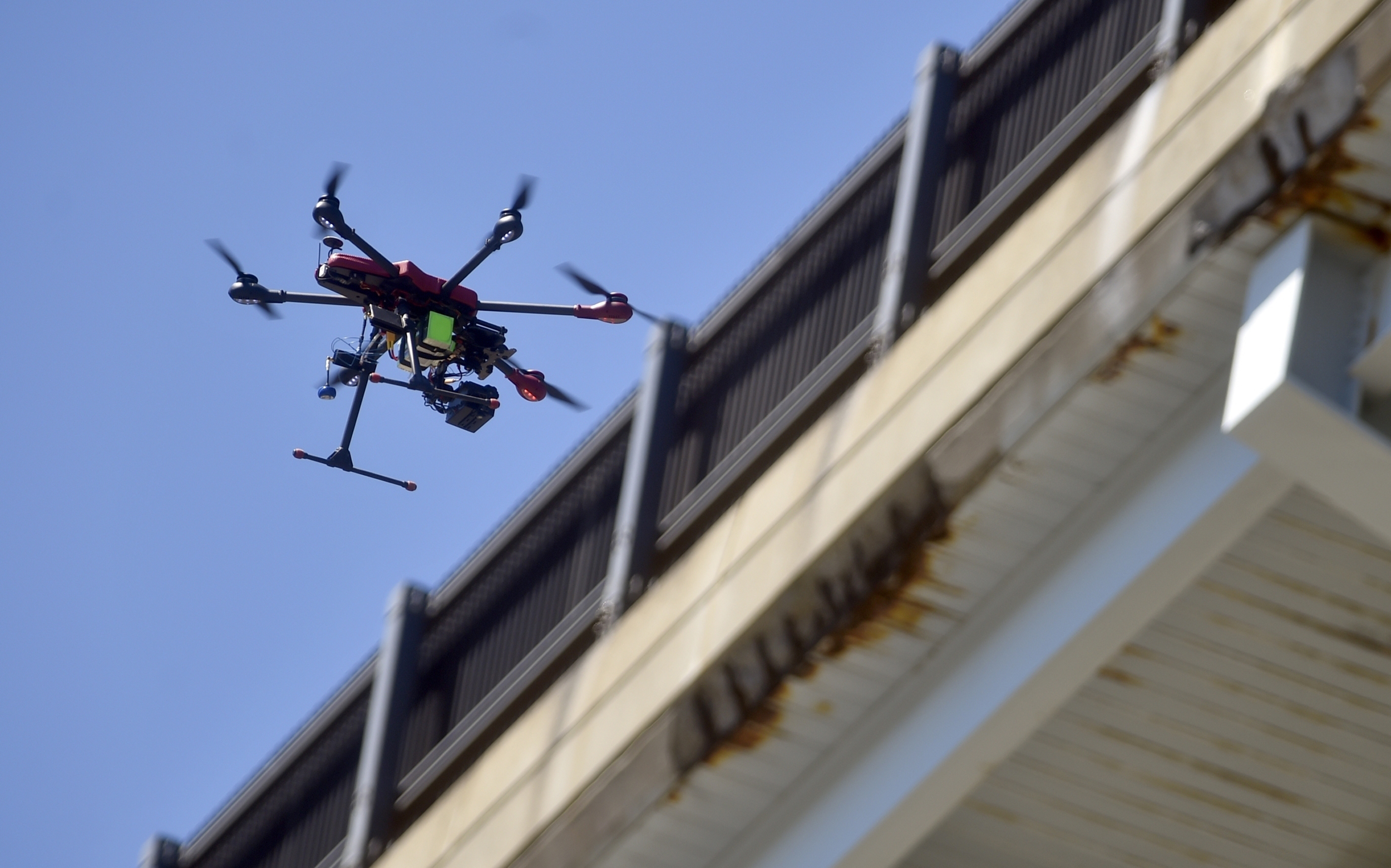 'We Have to Do Something Now': Lawmakers Push for Weaponized Drones