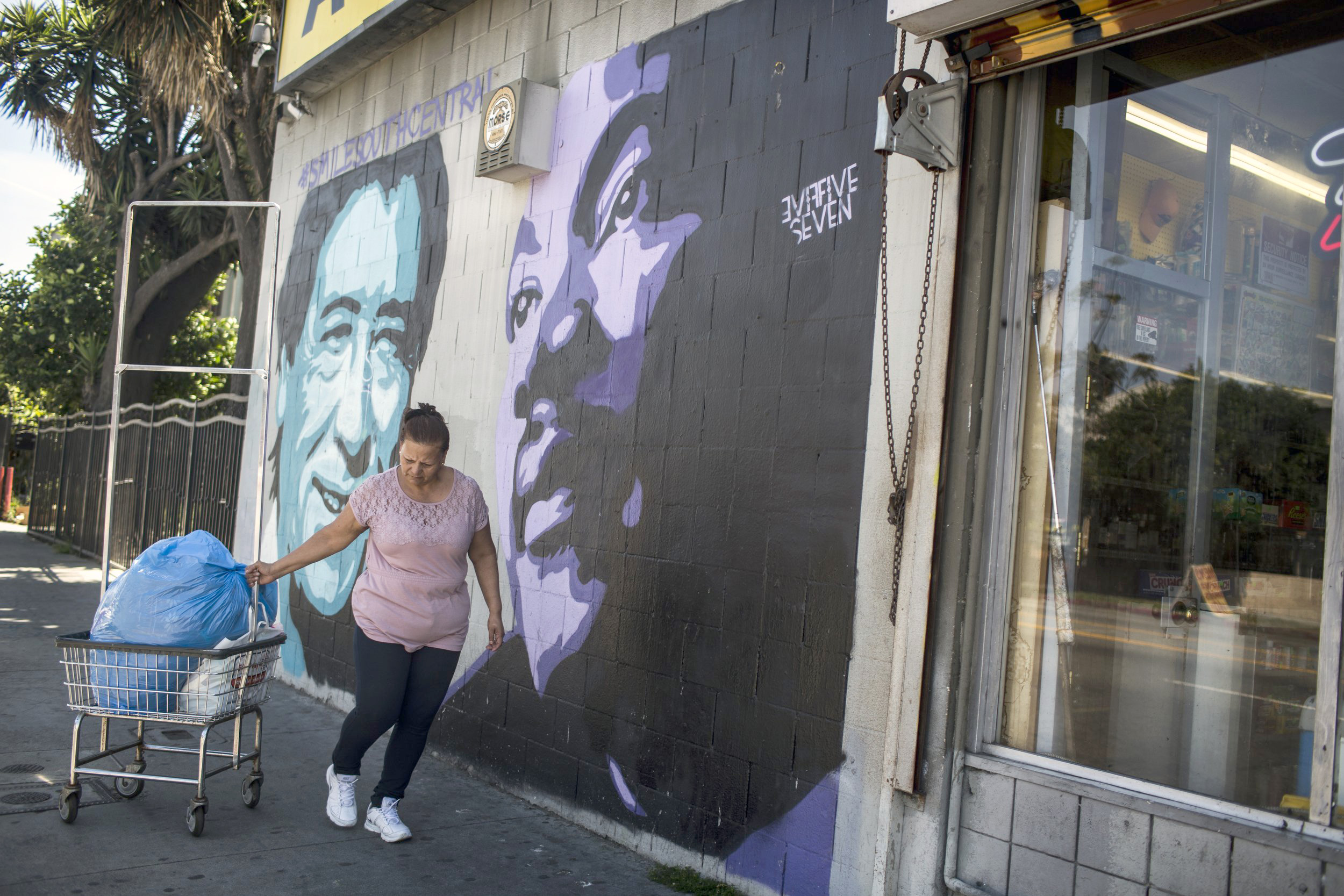 25 Years Since Riots, Ghosts of Old L.A. Linger