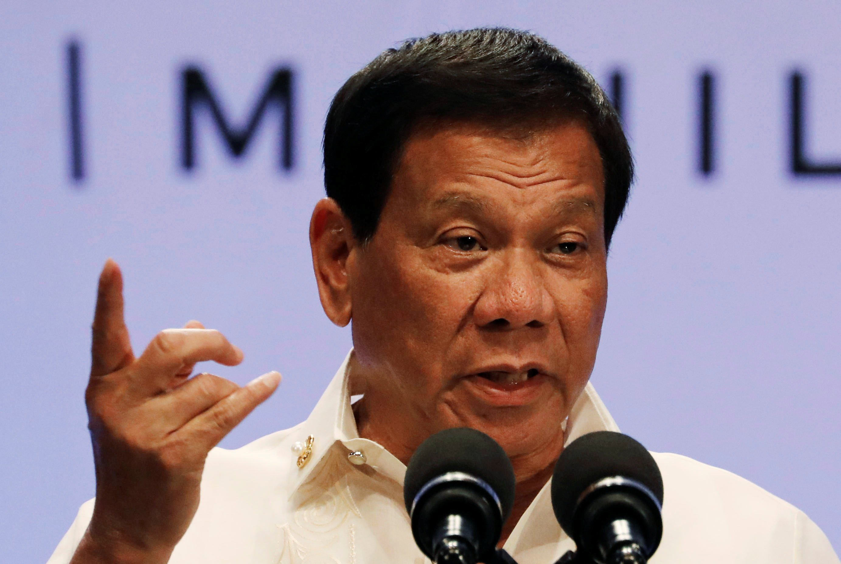 Trump Invites Controversial Philippine Leader to White House in 'Friendly' Call