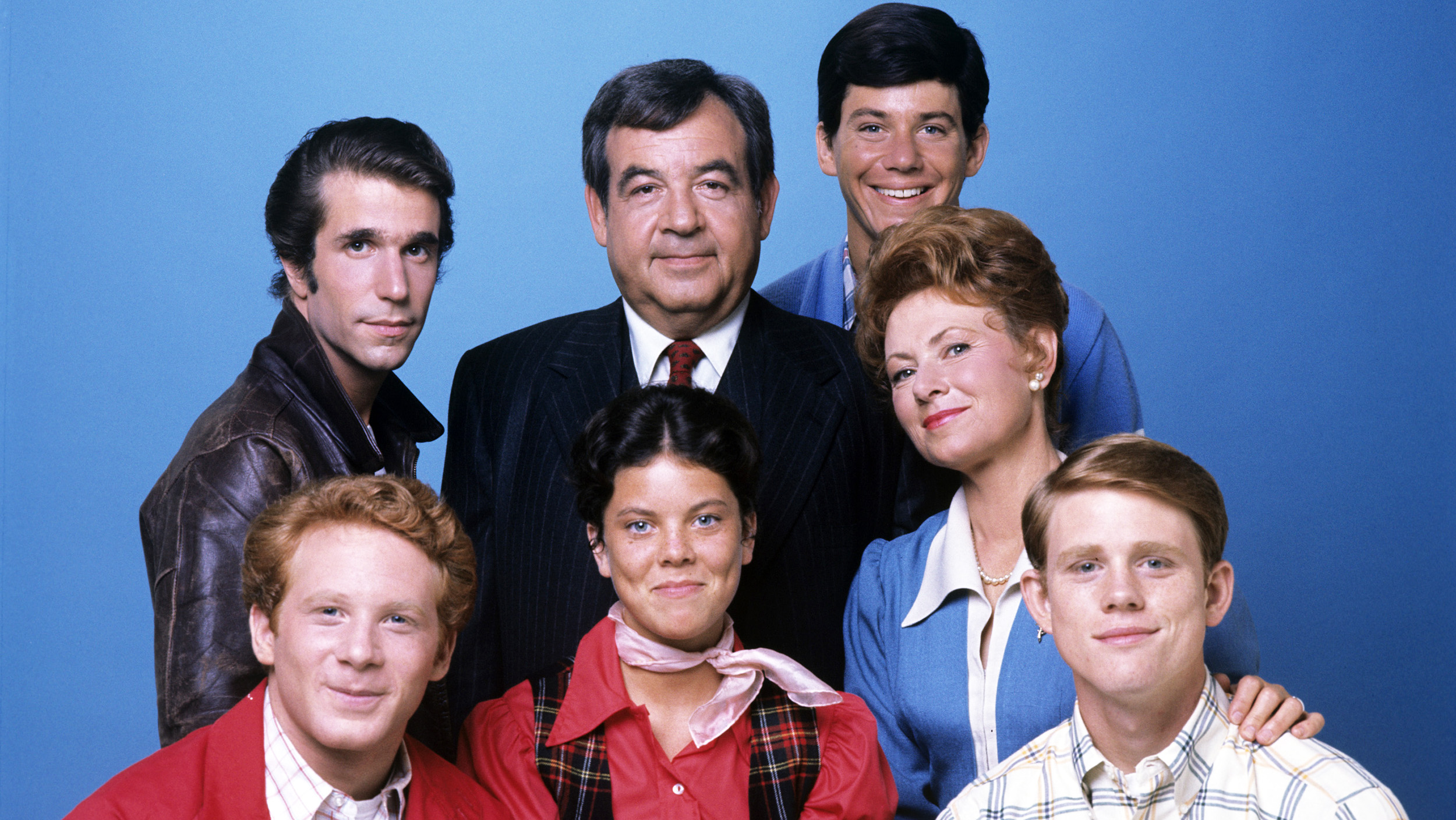 Happy Days Cast and Characters