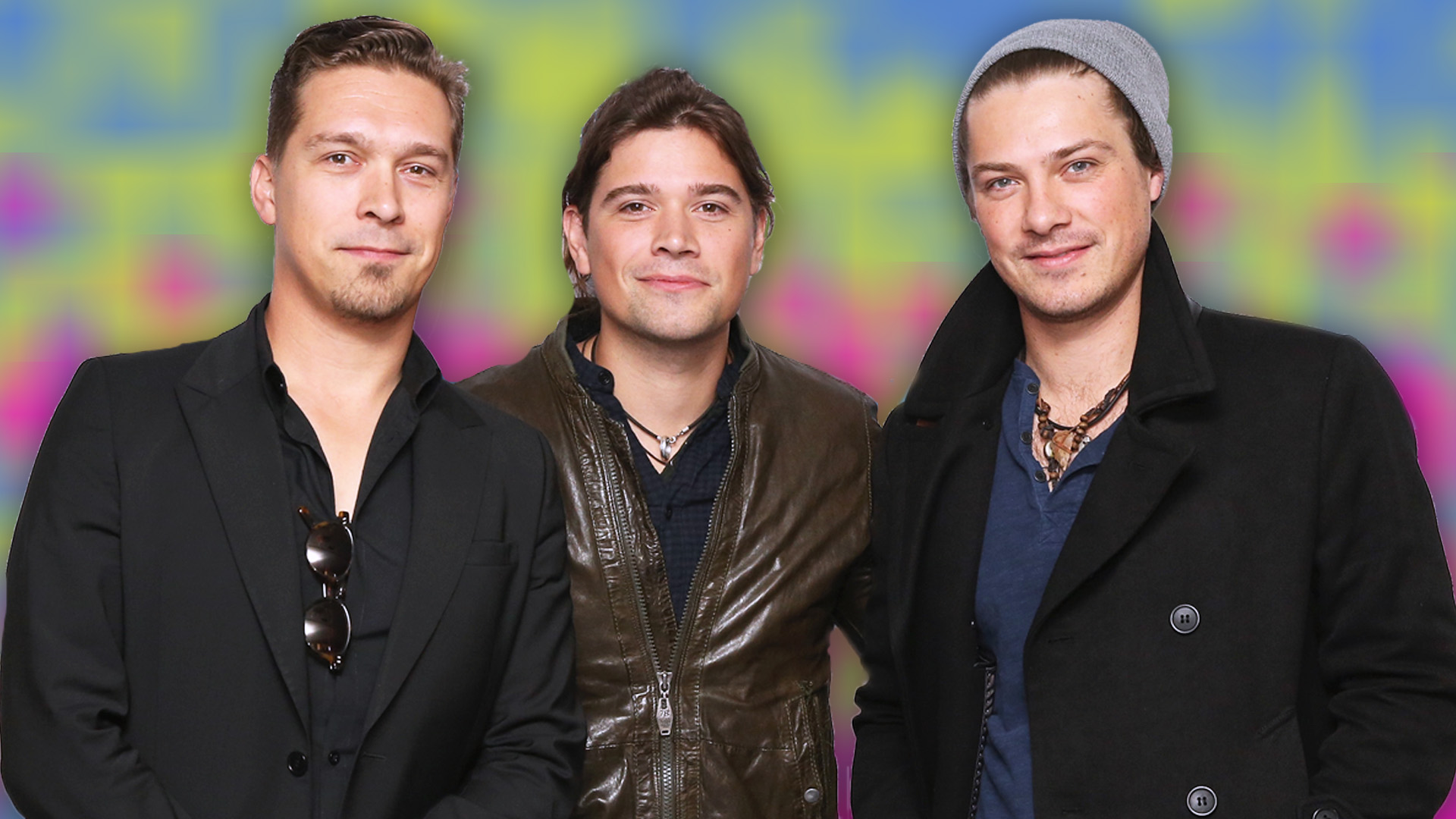 Hanson Brothers Reveal What Their Kids Think Of 90s