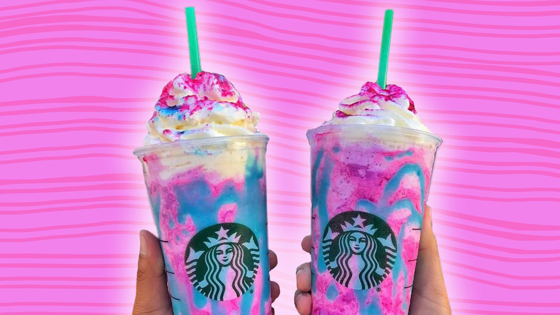 Starbucks Drink Pics
