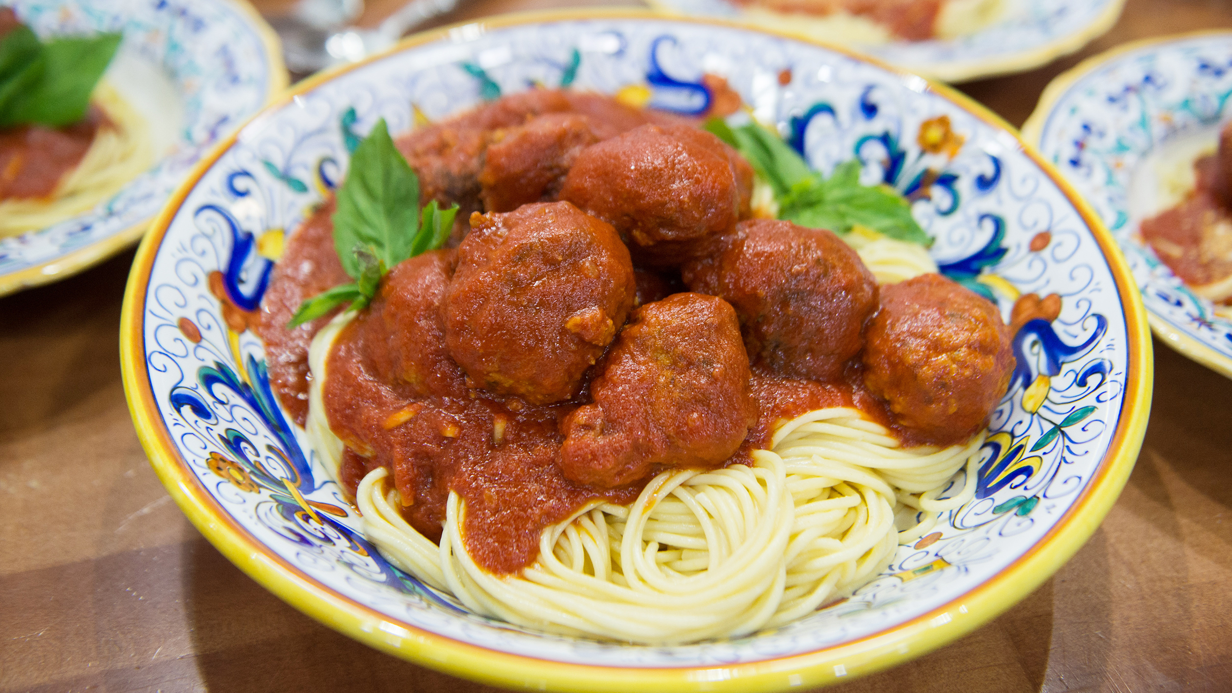how to cook spaghetti and meatballs