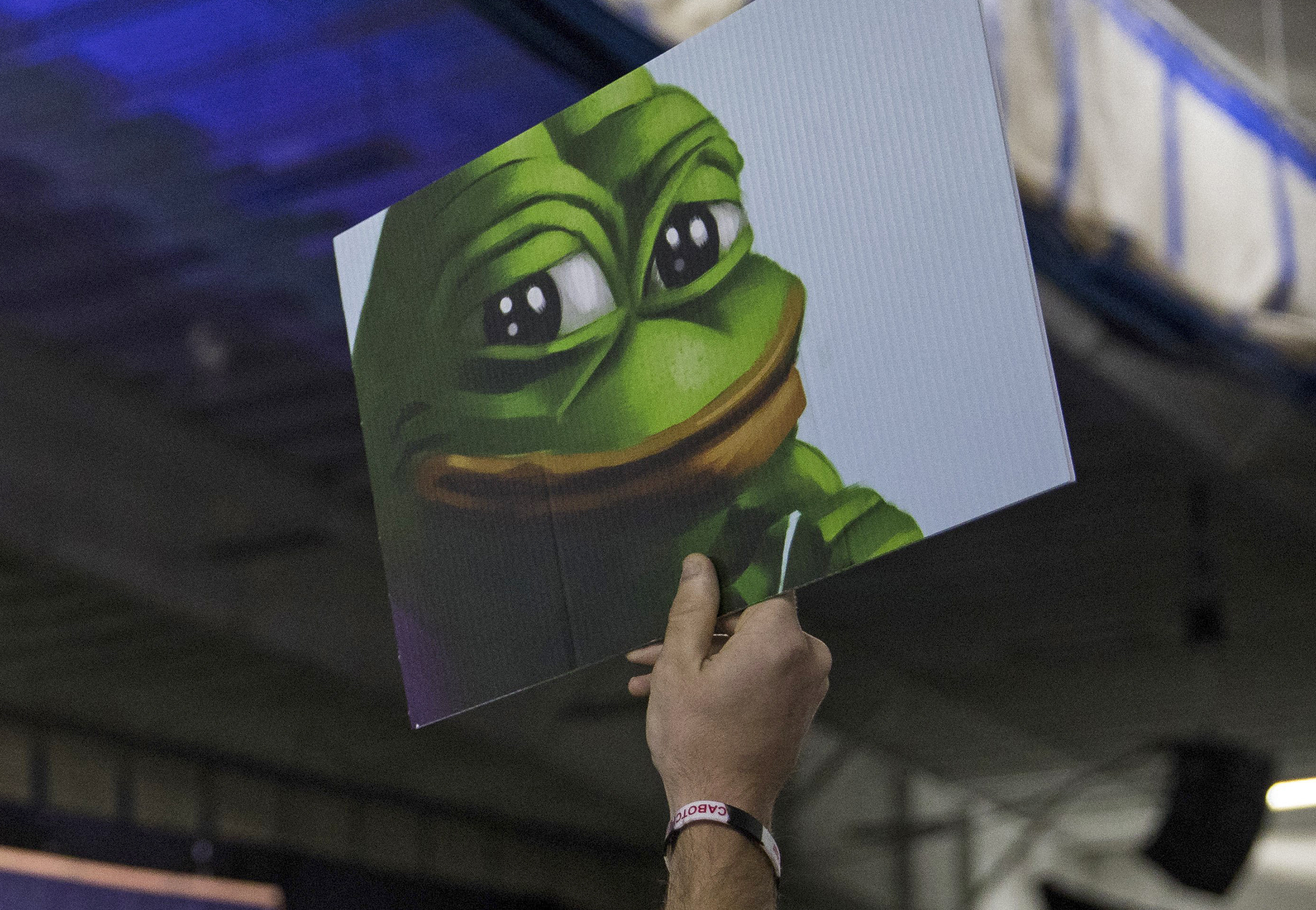 Pepe The Frog Creator Wants To Make Him A Symbol Of Peace And Love