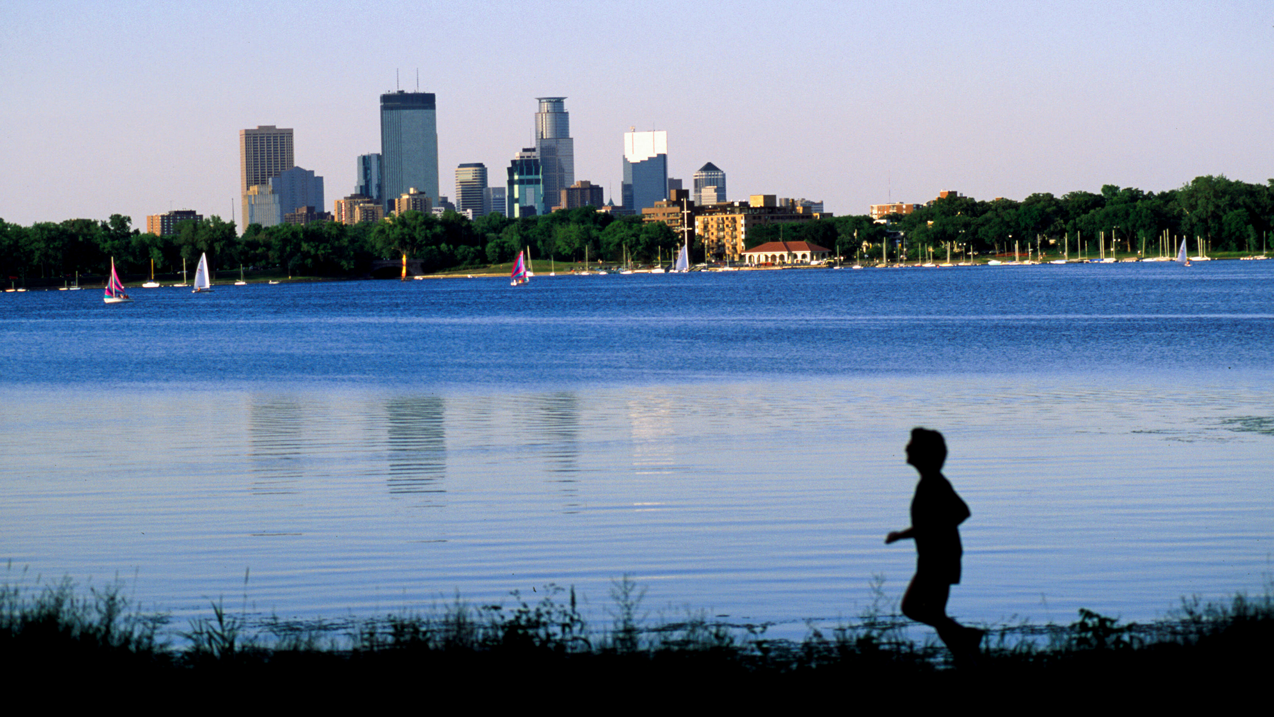 Minneapolis-St  Paul is the fittest city in the U S