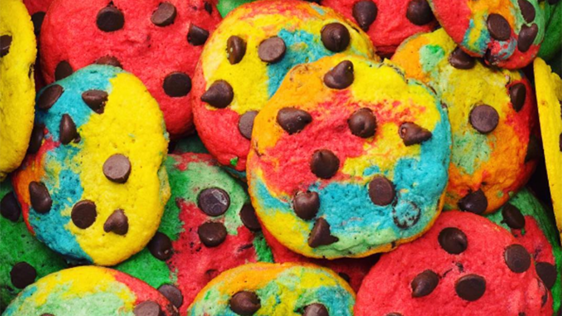 How to Make Rainbow Chocolate-Chip Cookies - TODAY.com
