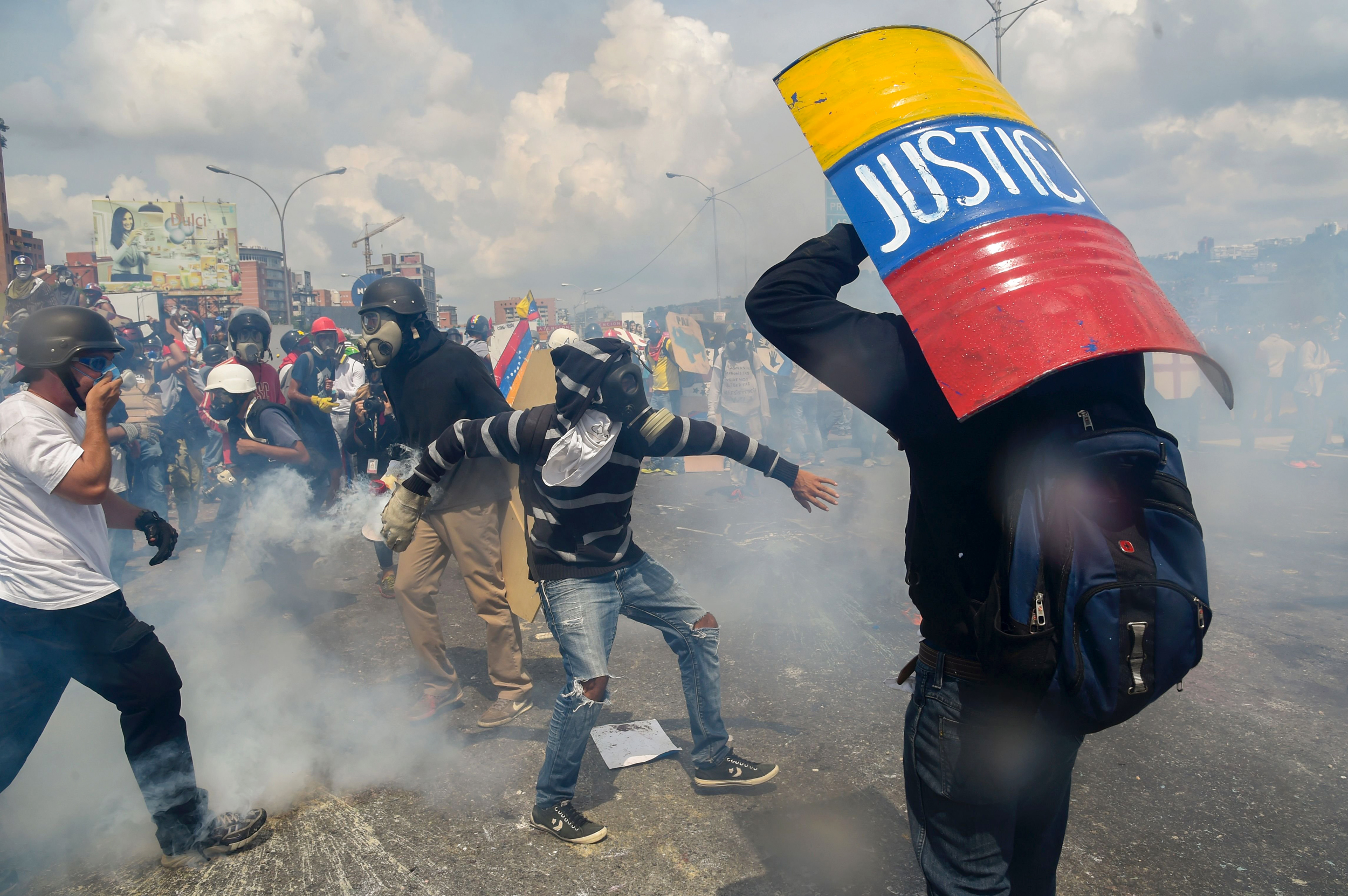 Image: Venezuelan Crisis