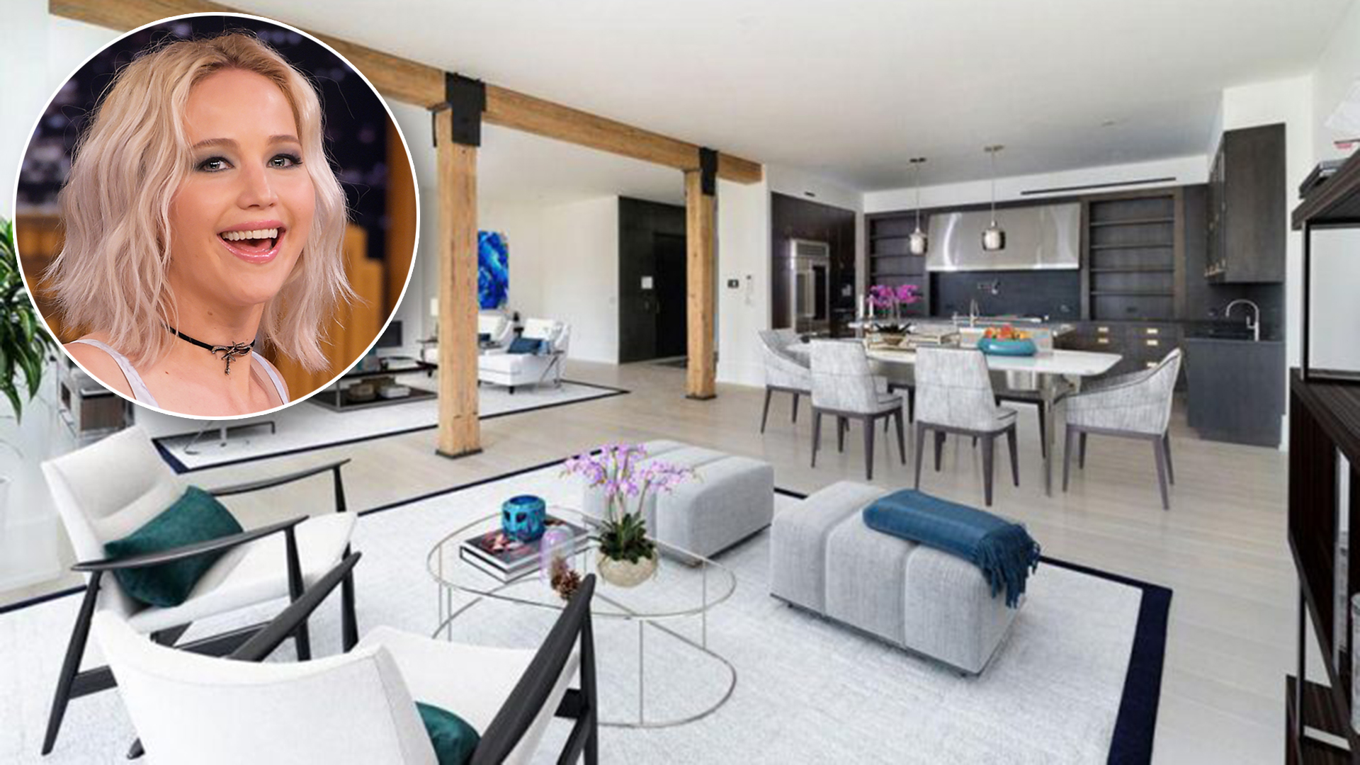 Jennifer Lawrence NYC Apartment For Rent