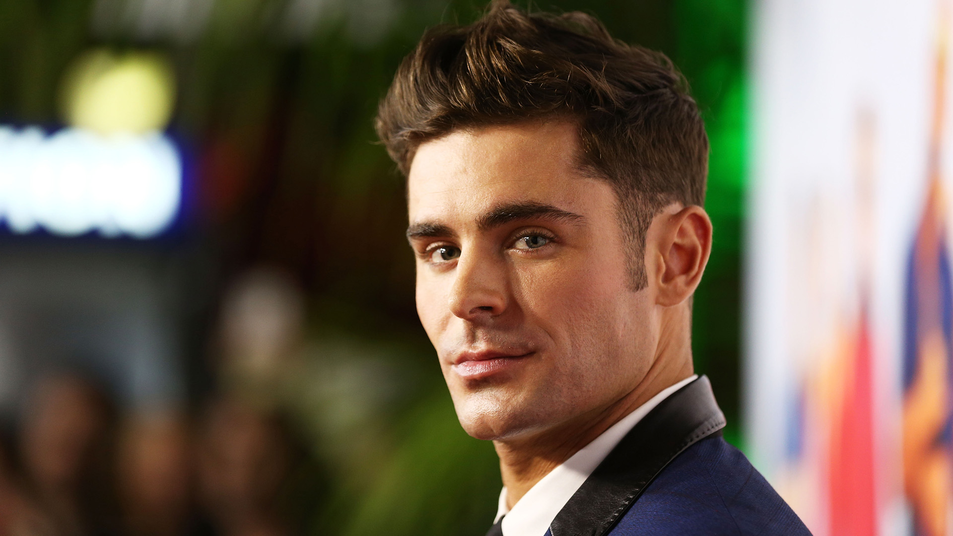 Zac Efron's grandparen...