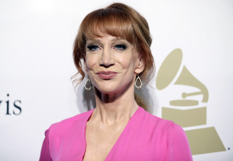 President Trump Scolds Kathy Griffin She Should Be Ashamed