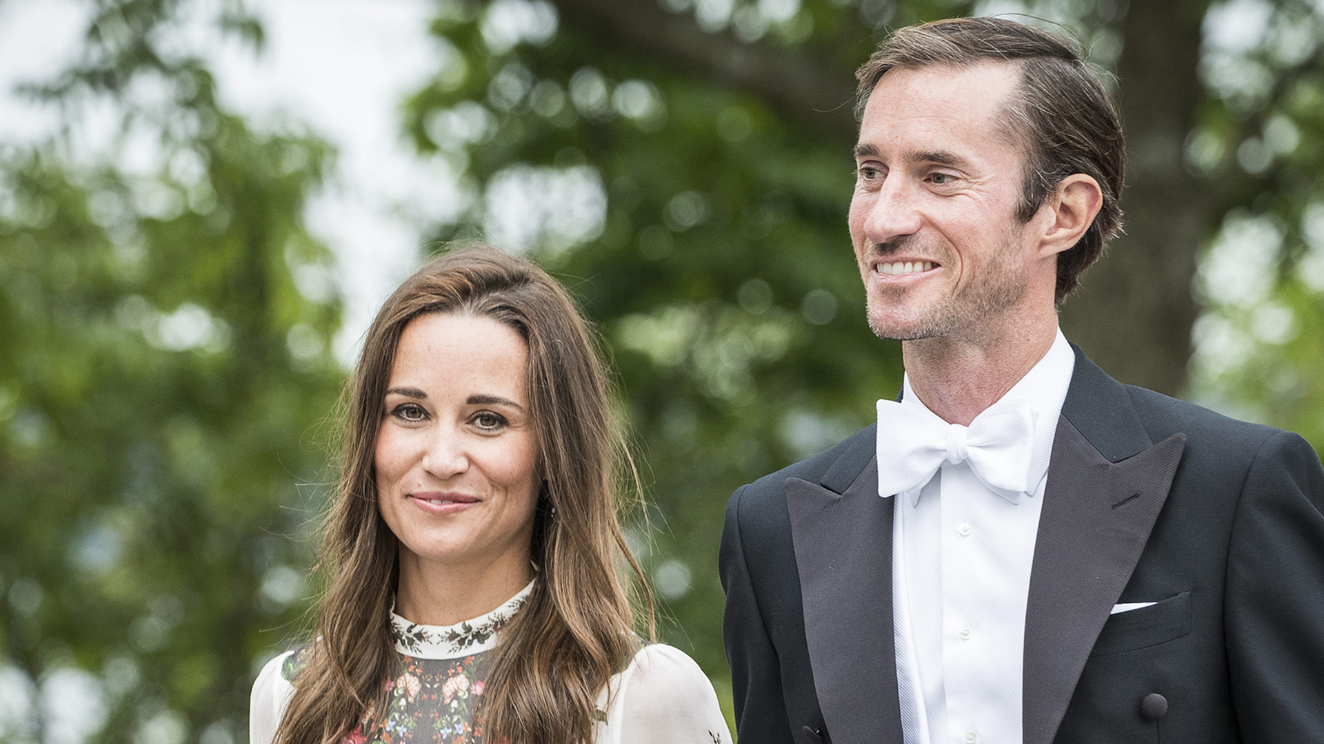 Pippa Middleton, James Matthews attend Stockholm wedding - photo#30