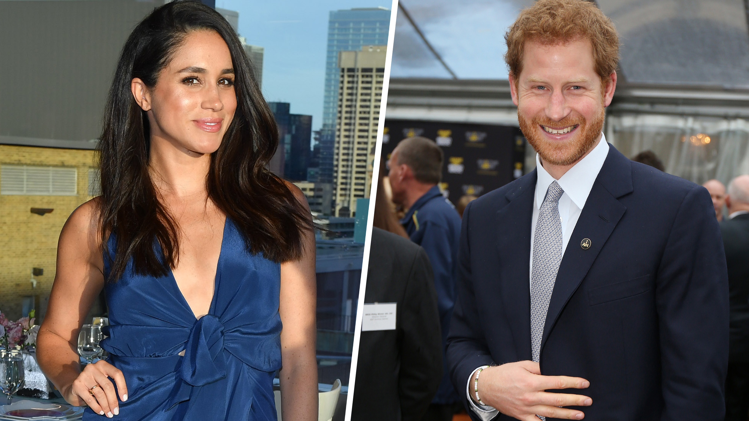 Meghan Markle stays mum on Prince Harry at ATX panel ...