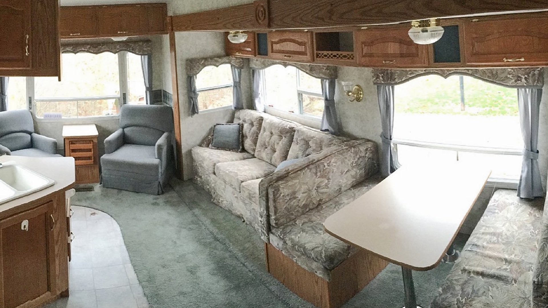 RV home makeover: See the before and after
