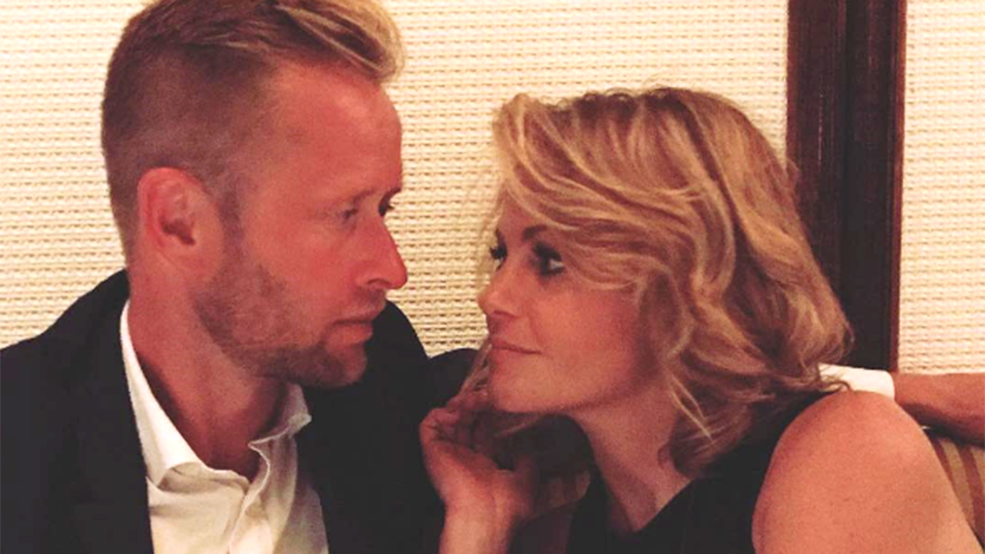 Candace Cameron Bure And Her Husband >> Candace Cameron Bure shares sweet birthday messages for Valeri Bure - TODAY.com