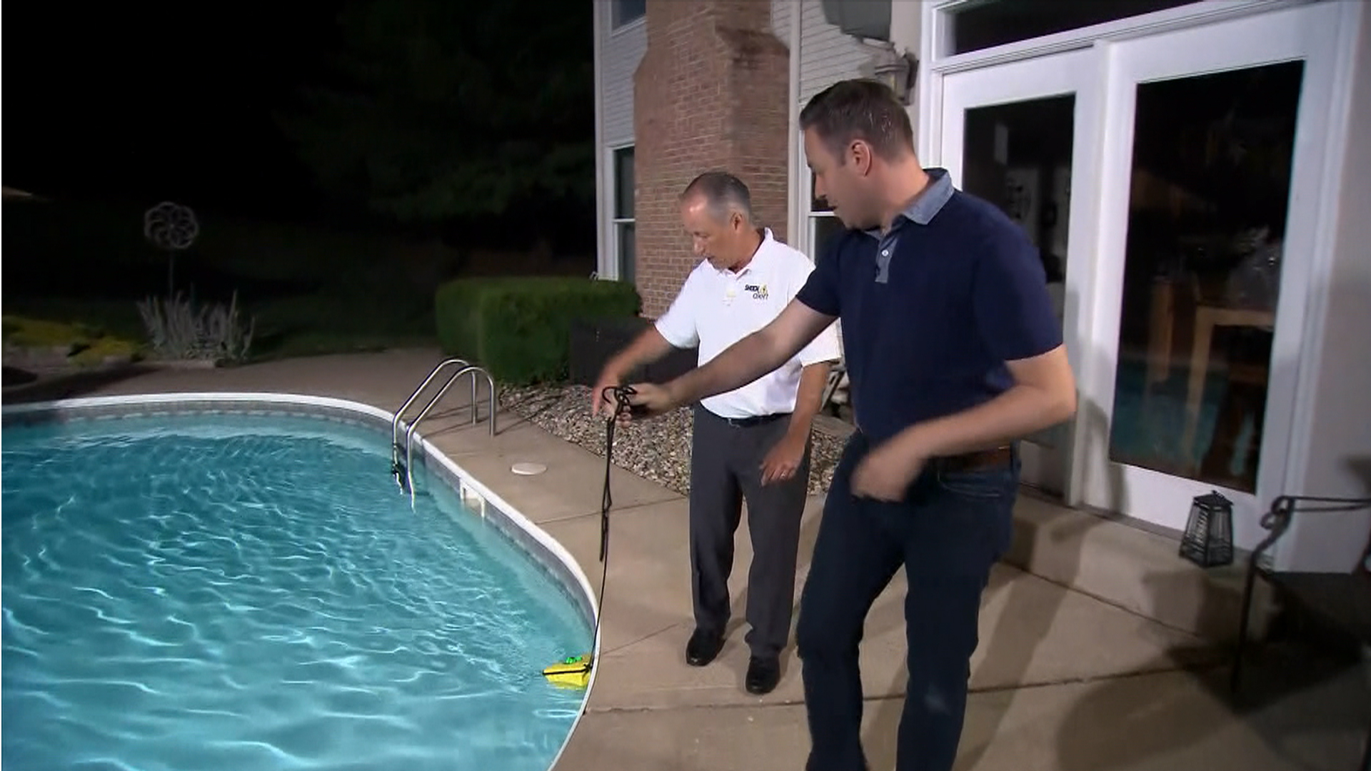 Rossen Reports How To Protect Your Family From Stray Voltage In The Pool