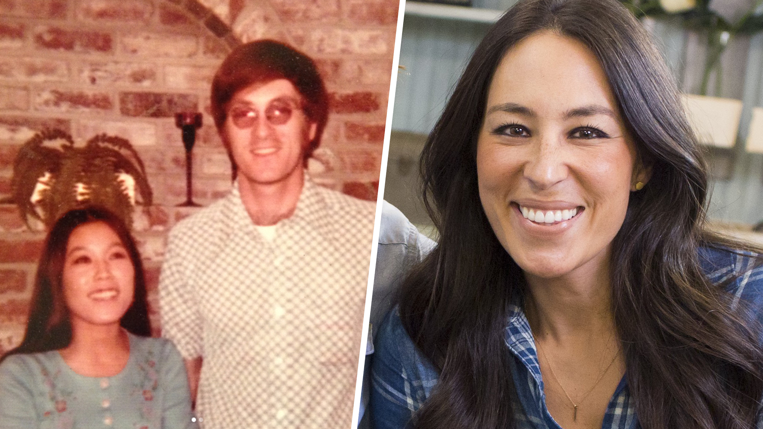 joanna gaines parents joanna gaines honors parents 45th anniversary an. Black Bedroom Furniture Sets. Home Design Ideas