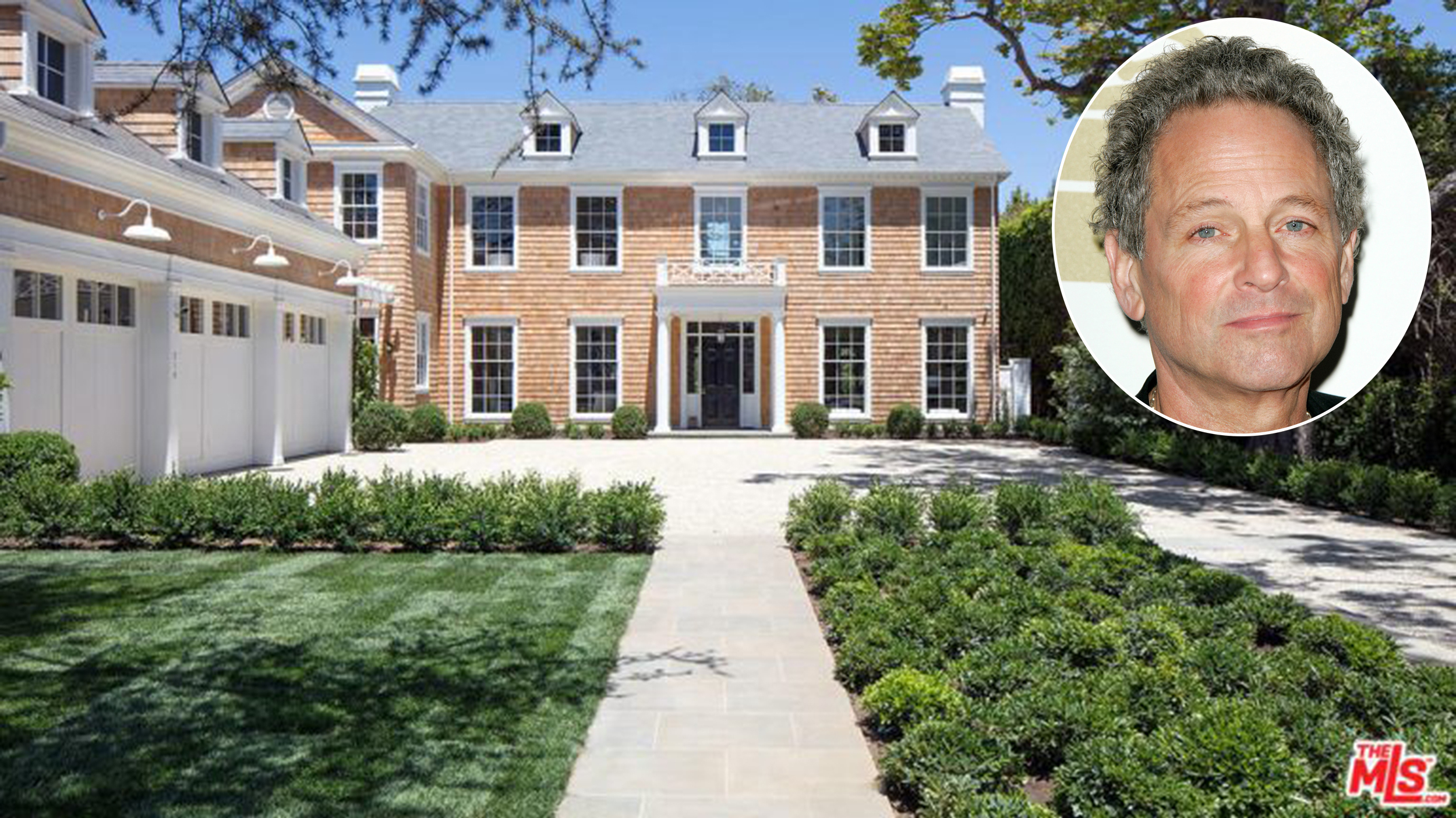 This Fleetwood Mac star's sprawling estate is for sale — see inside!