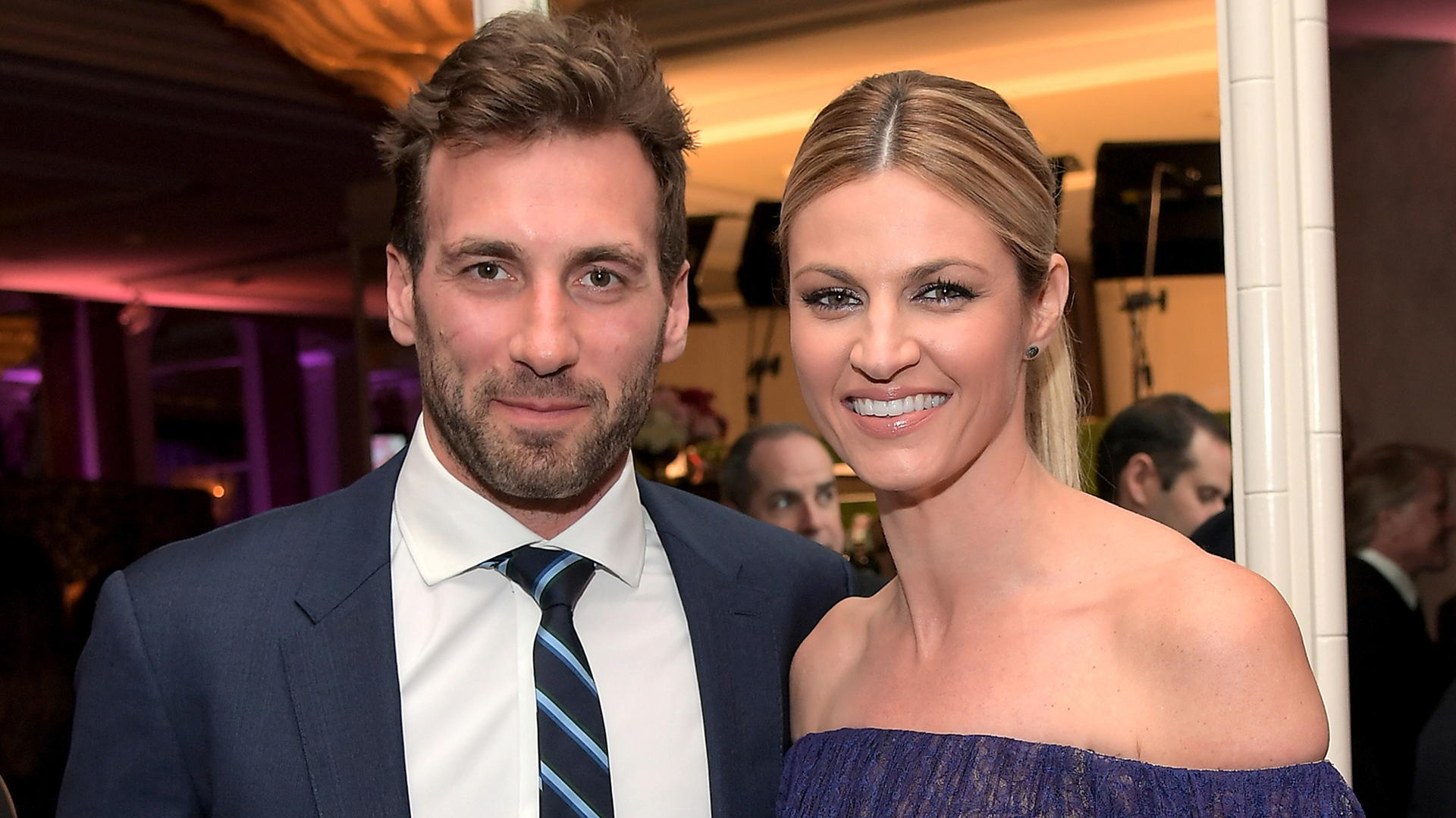 Erin Andrews Wedding.Erin Andrews Shares Photos From Her Wedding To Jarret Stoll
