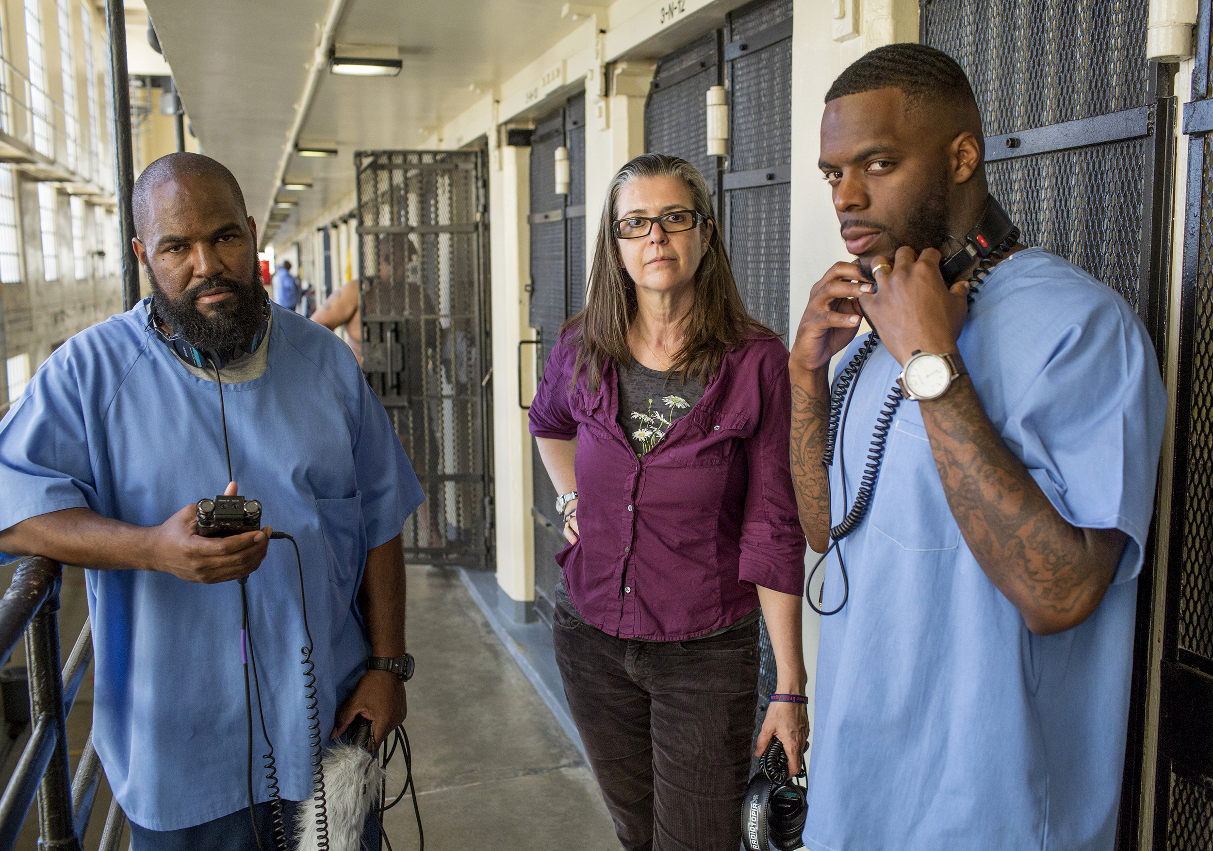 'Ear Hustle': A Podcast From Behind Prison Walls