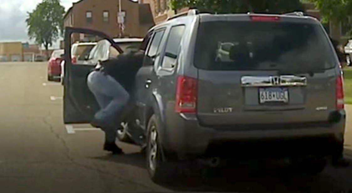 Video Shows Minnesota Police Beating Driver