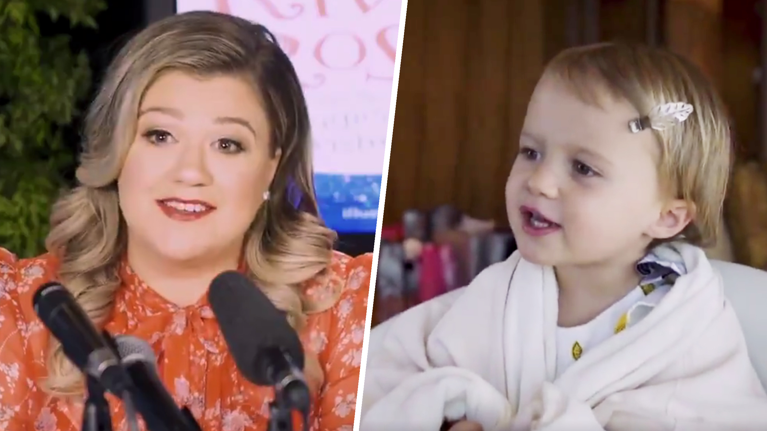 Kelly Clarkson announces 2nd children's book inspired by ...