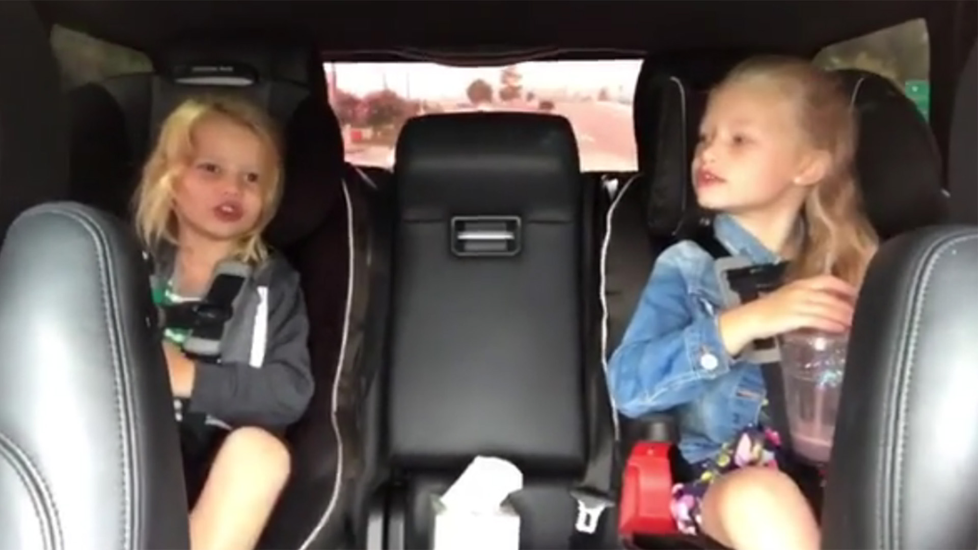 Jessica Simpsons Son Celebrates Birthday With Carpool Karaoke Sing Along