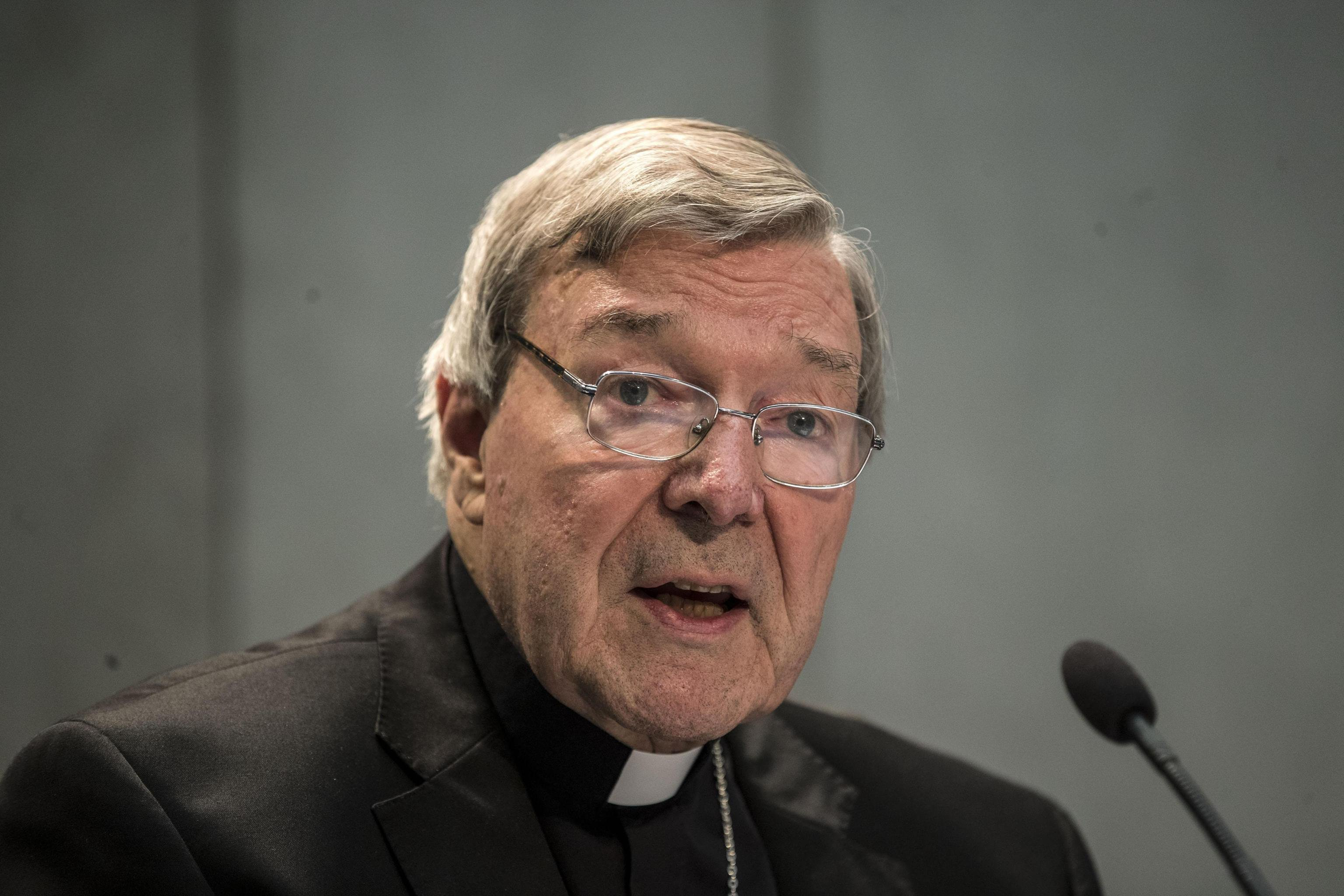 Pope's Finance Chief Charged With Multiple Sex Offenses
