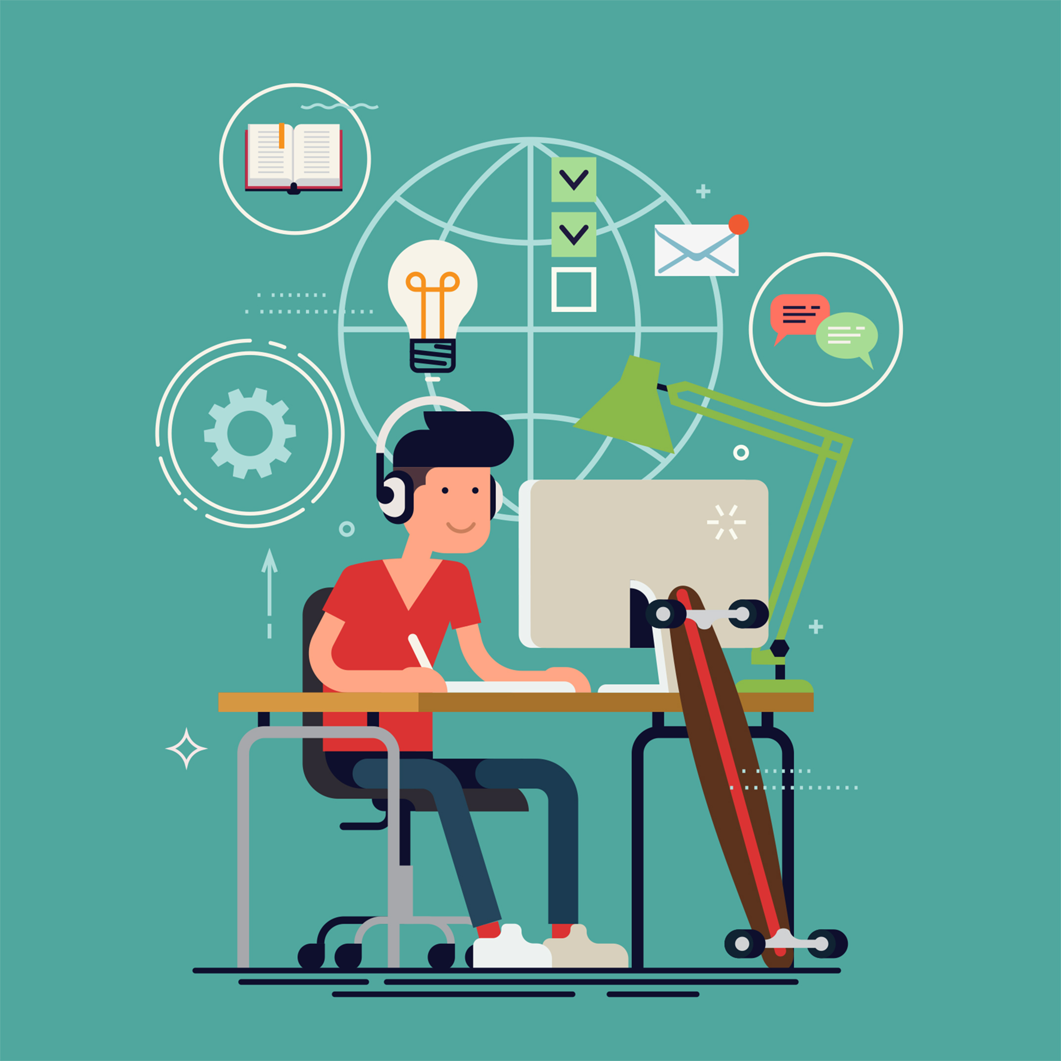 how music affects your productivity essay How music enhances your brain and boosts productivity have you incorporated music into your workspace or study space let's understand how music supports the brain and the places where it serves .