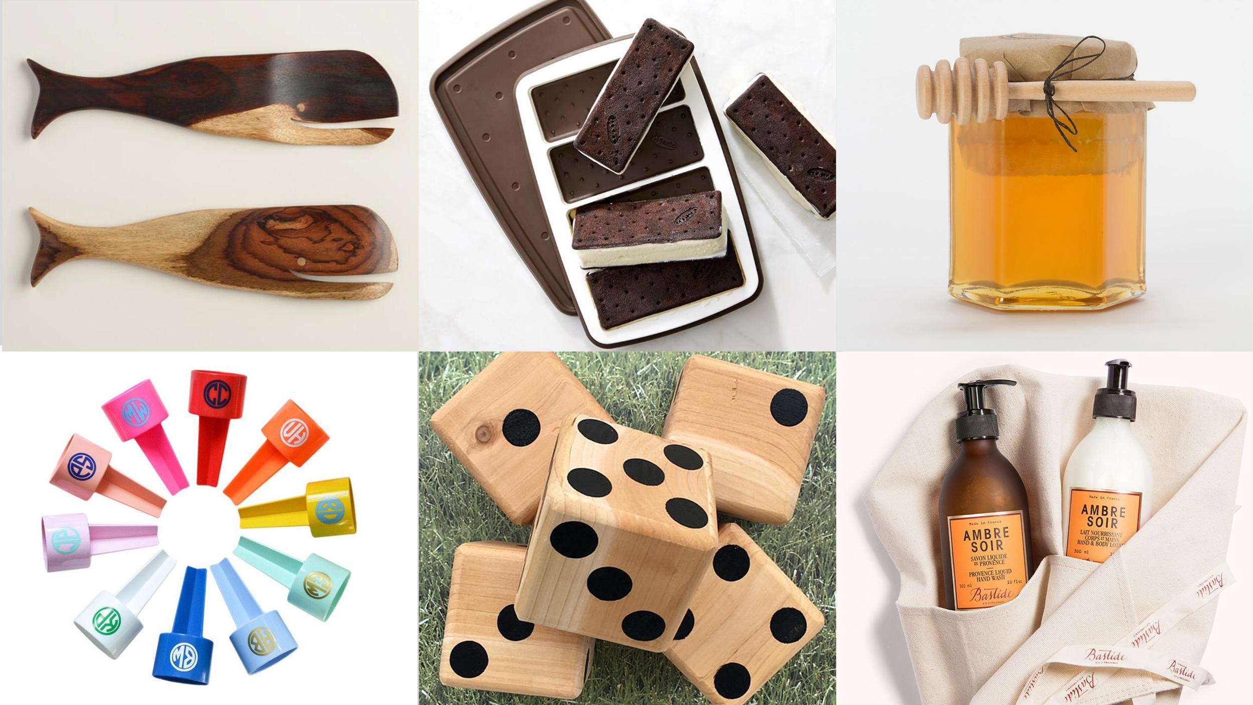 Hostess Gift Unique Hostess Gifts Diy Ice Cream Maker Sangria Kit More