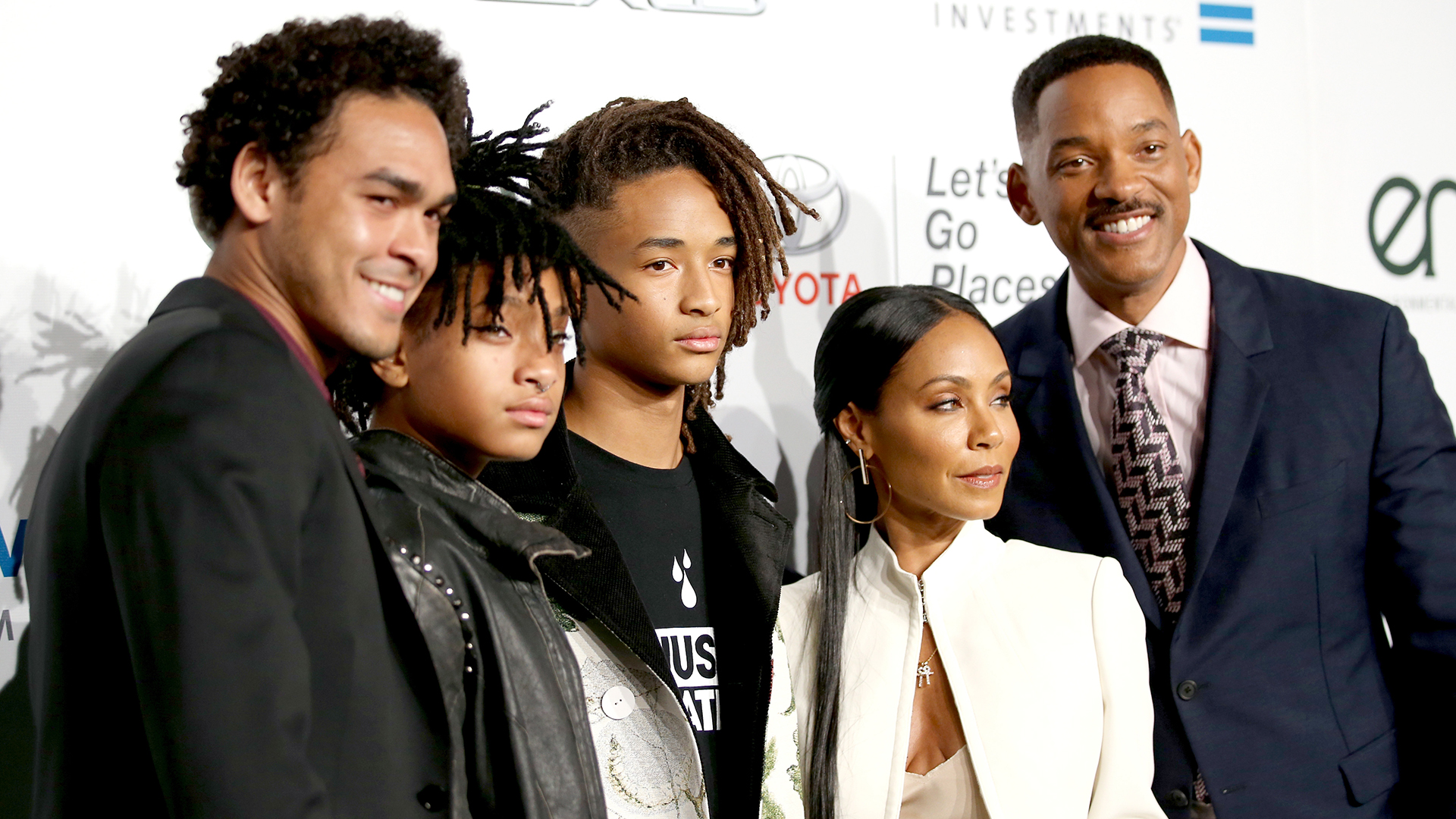 Will Smith, Jada Pinkett Smith celebrate Jaden's birthday ...