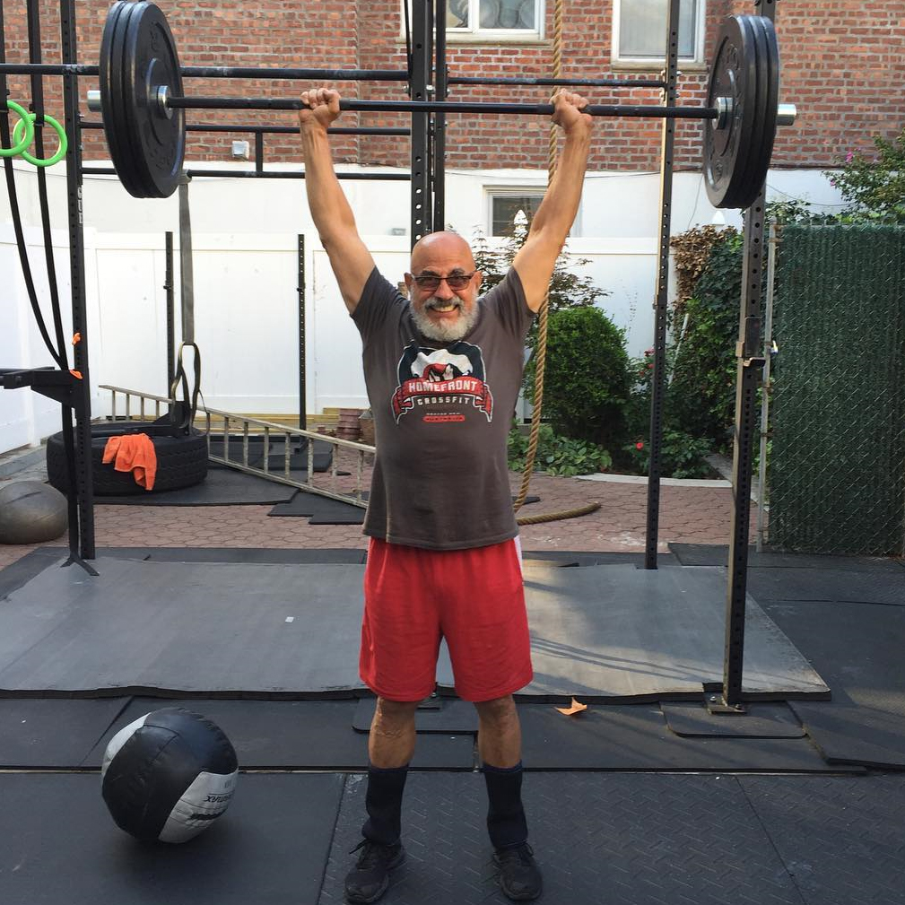 CrossFit: Meet the 78-year-old grandfather who is still ...