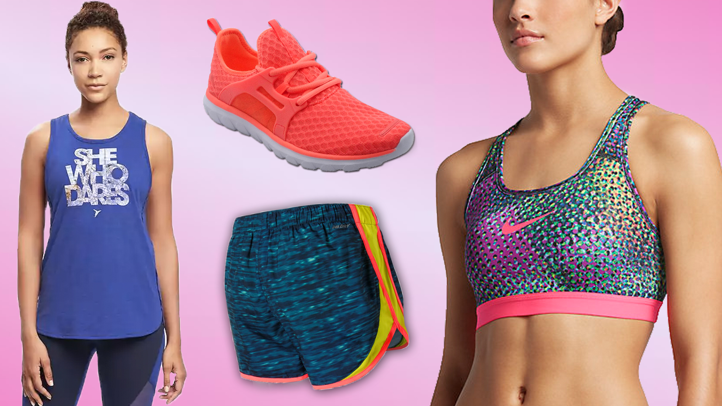 0c12a90f5e Cheap workout clothes for women to buy now 2017