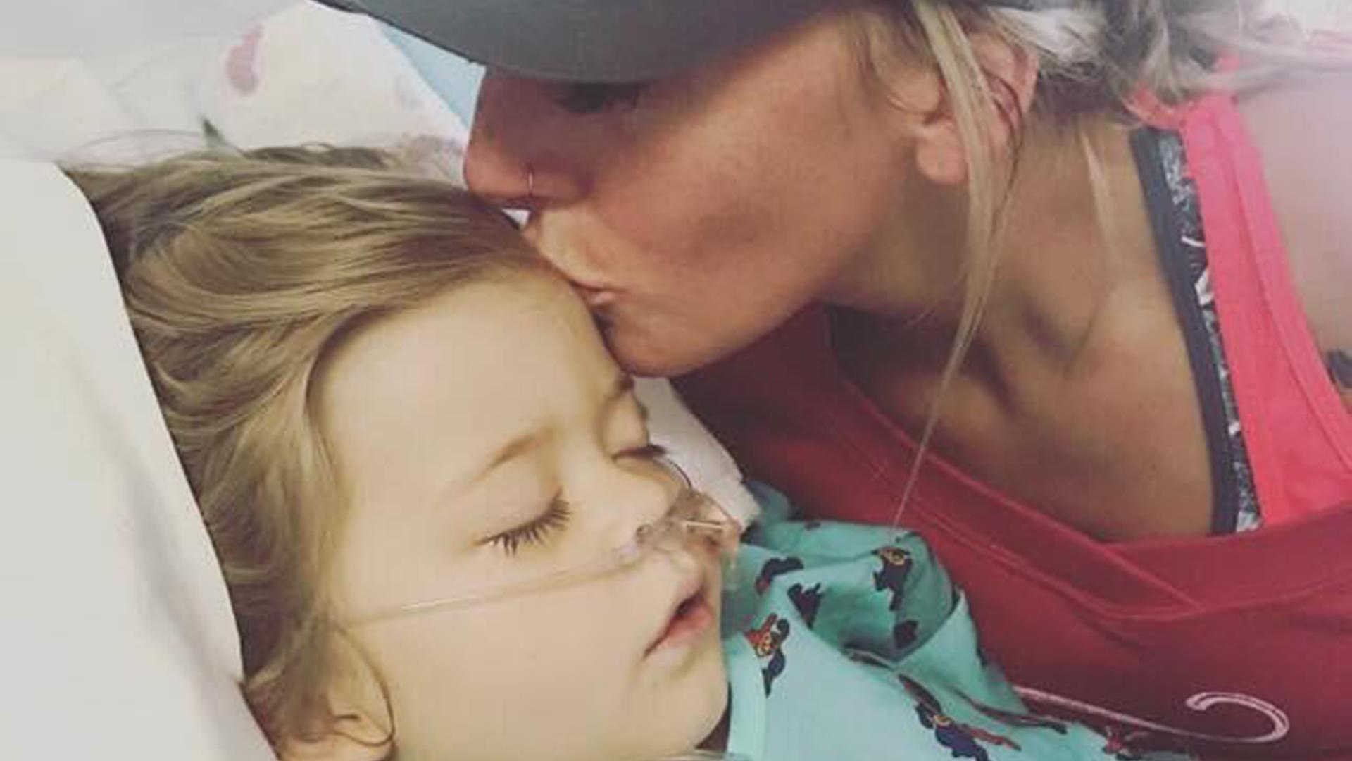 Toddler who received triple organ transplant dies