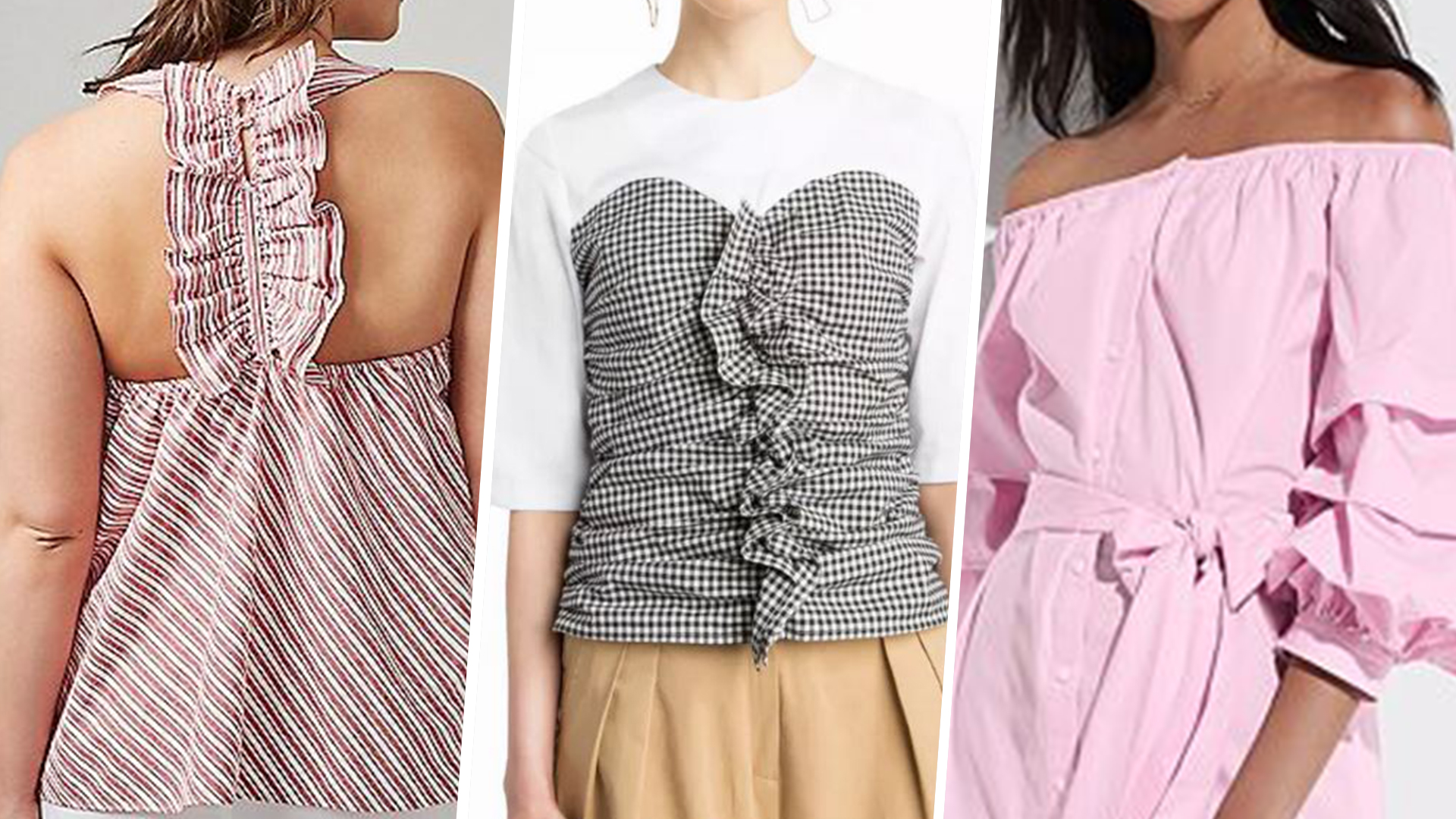 Ruffles fashion trend: How to wear the look