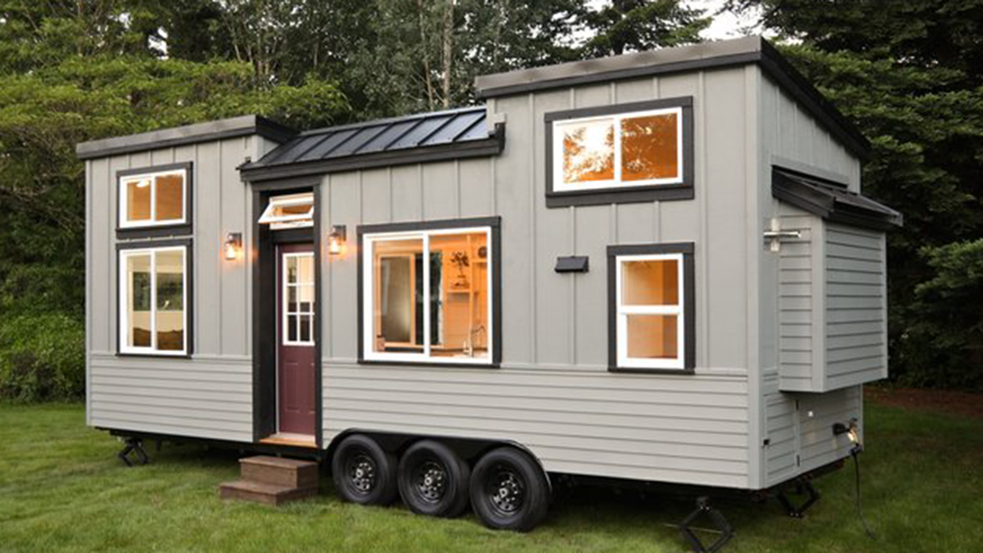 Pretty Tiny Home From Handcrafted Movement