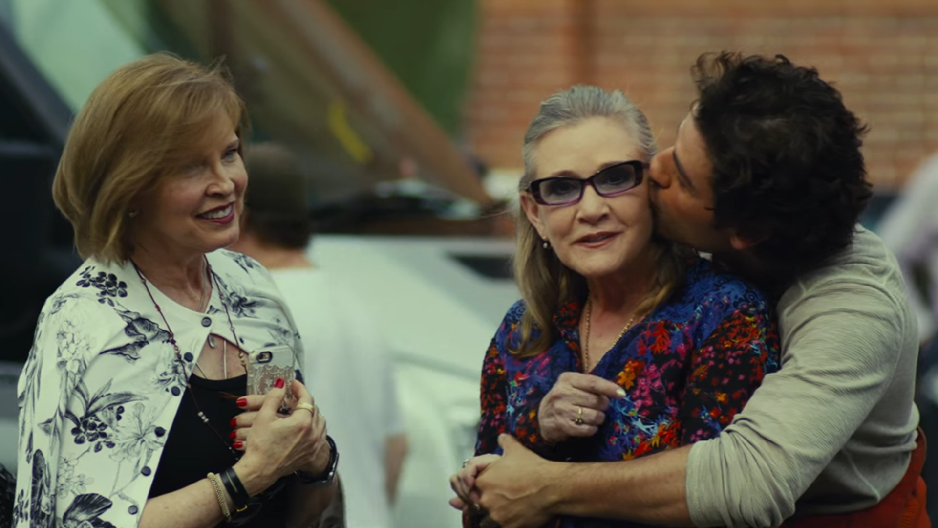 Carrie fisher tease — pic 12