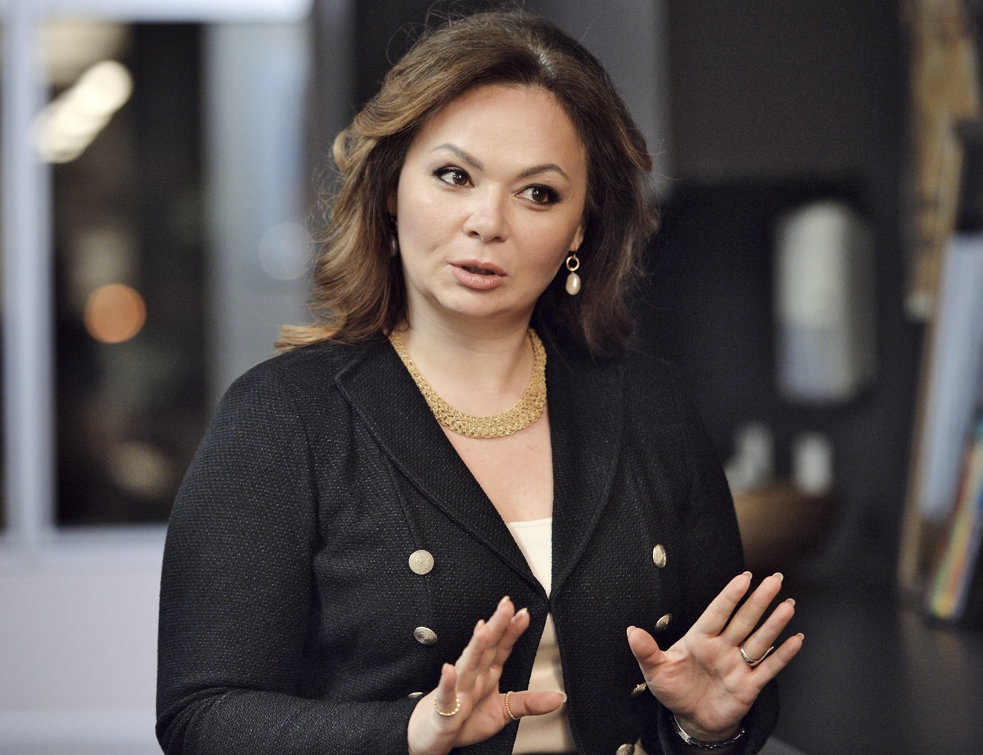 Image: Natalia Veselnitskaya