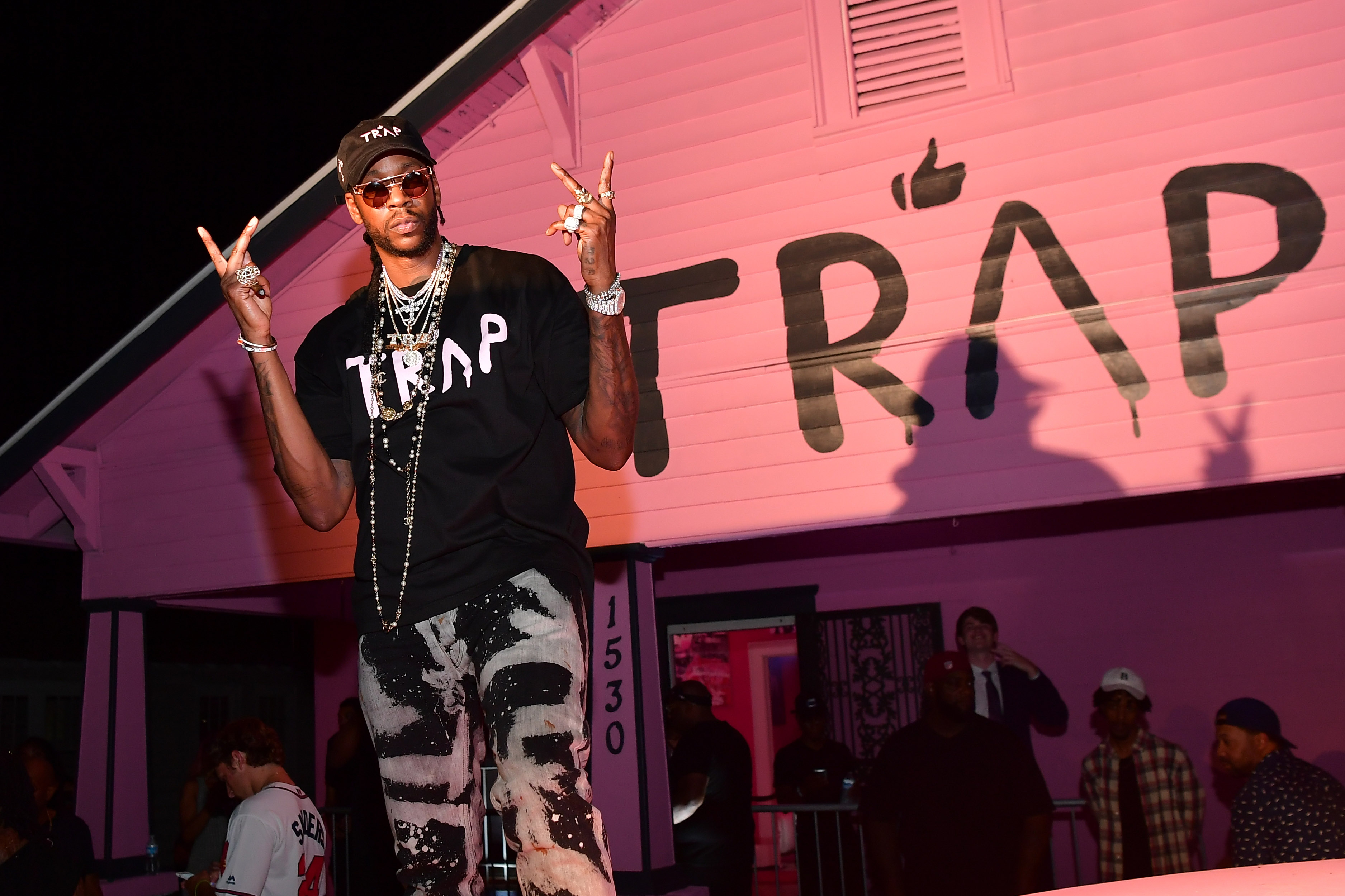 2 Chainz S Pink Trap House Was More Than Just Great Marketing