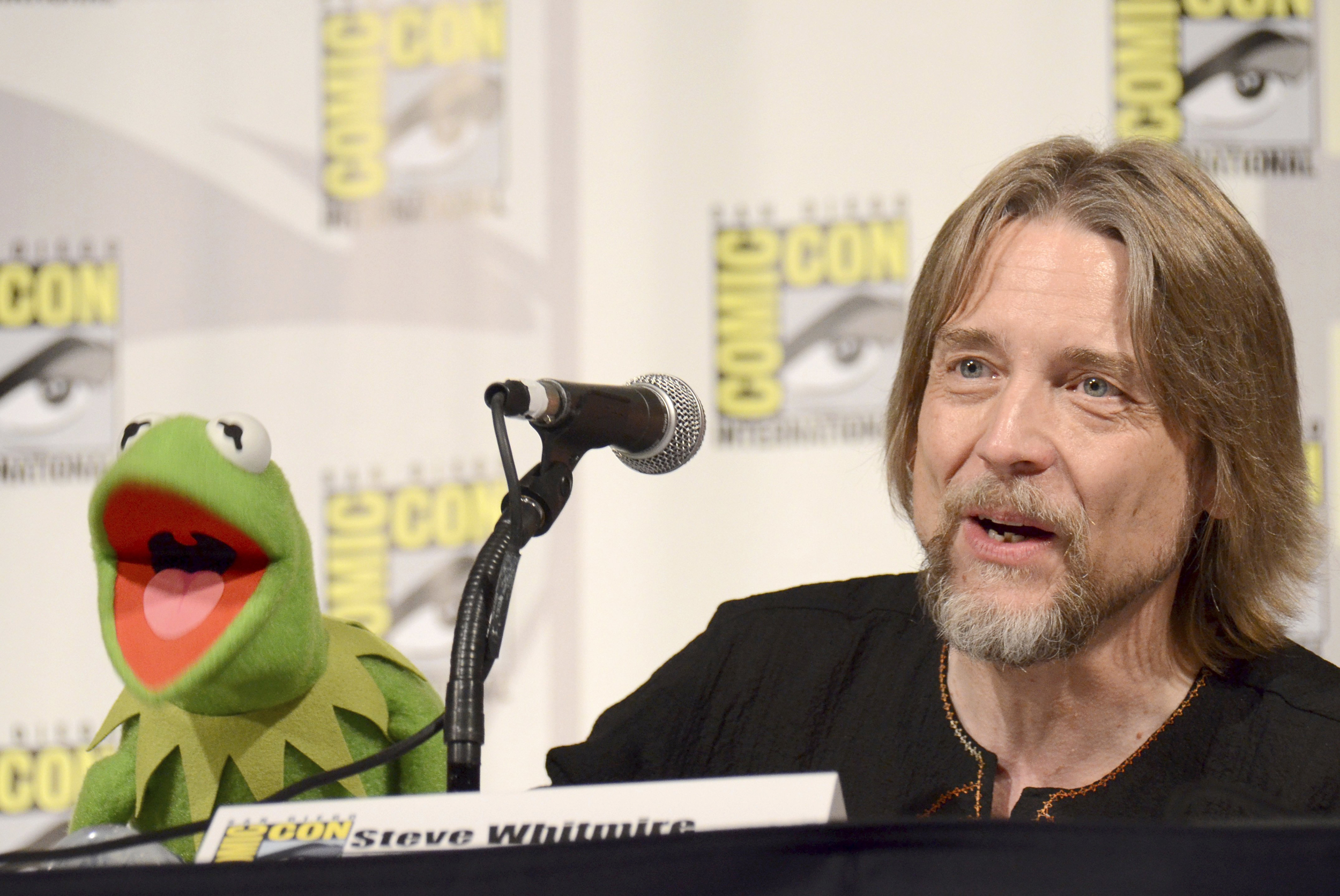 Puppeteer Turned Kermit Into 'Bitter Victim,' Henson's Daughter Says