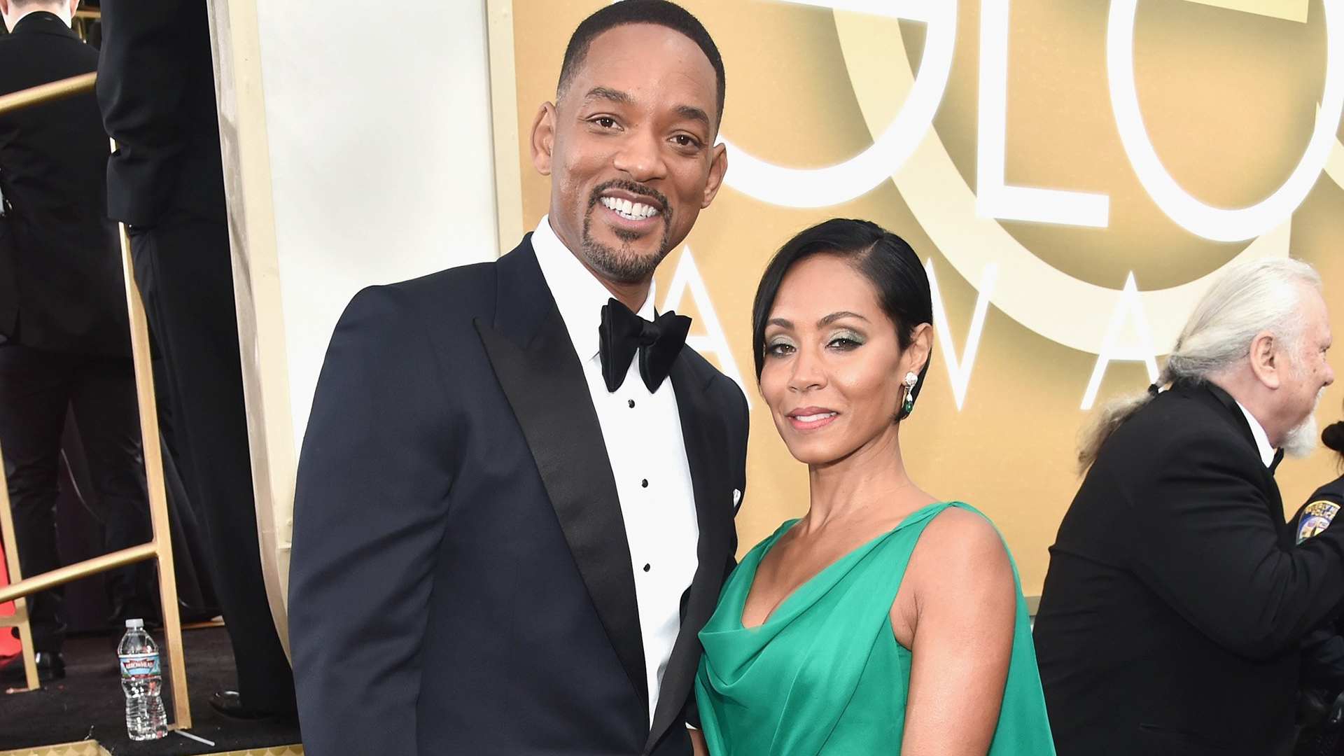 Image result for will smith and wife