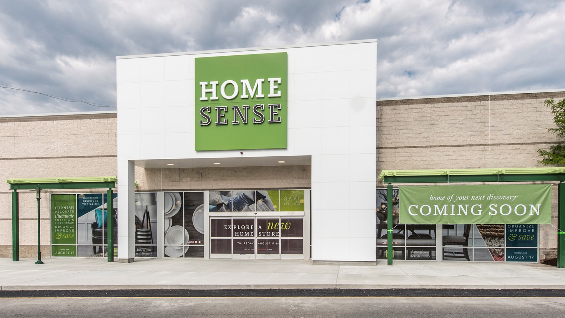 HomeSense, HomeGoods\' sister store, is coming to US