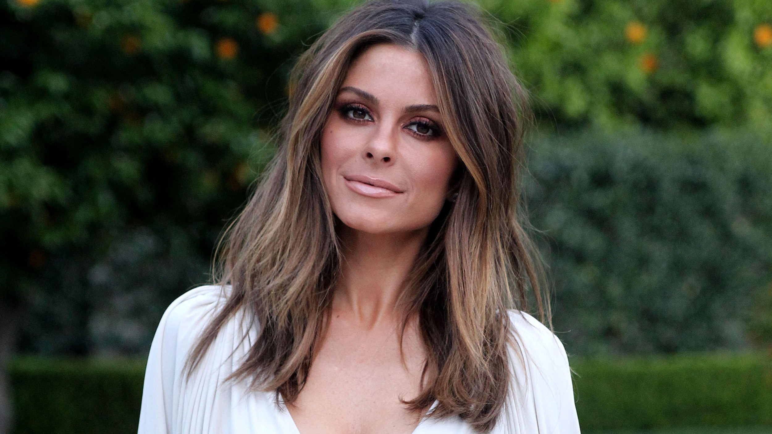 Maria Menounos say brain tumor was a 'gift': 'I needed to ...