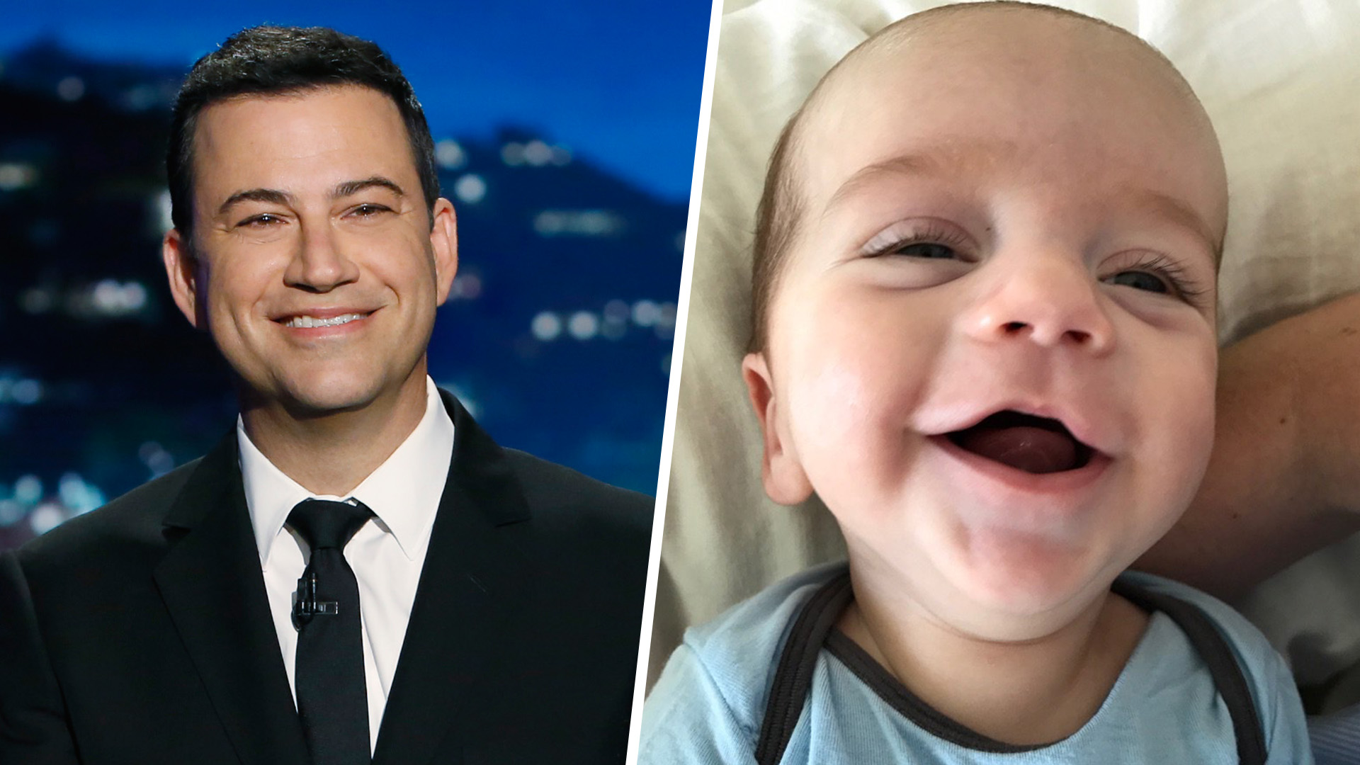 'Doing Great': Jimmy Kimmel Posts Update On Son With ...