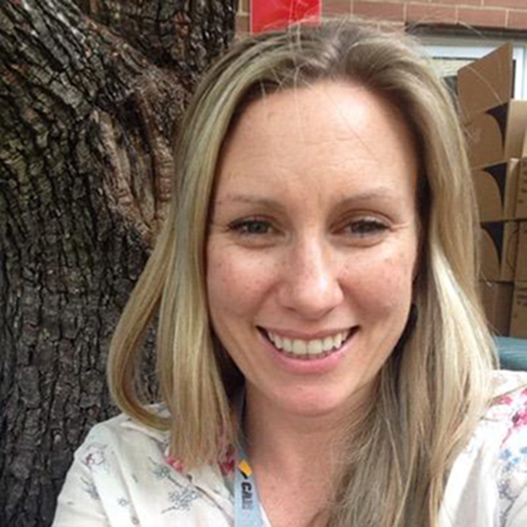 Image: Justine Damond, an Australian woman who was shot dead by police in Minneapolis Saturday