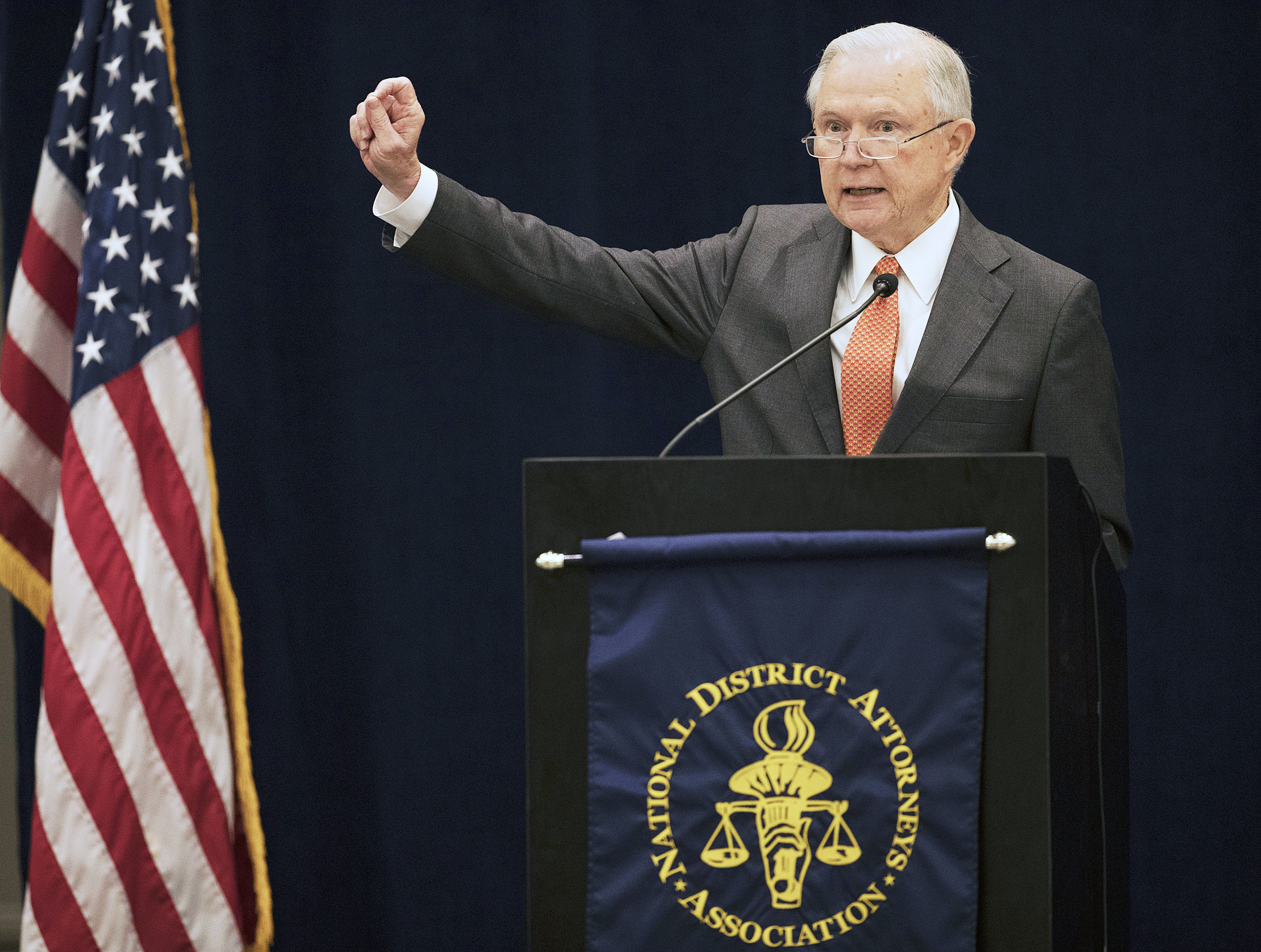 Sessions Restores Police Power on Asset Seizures