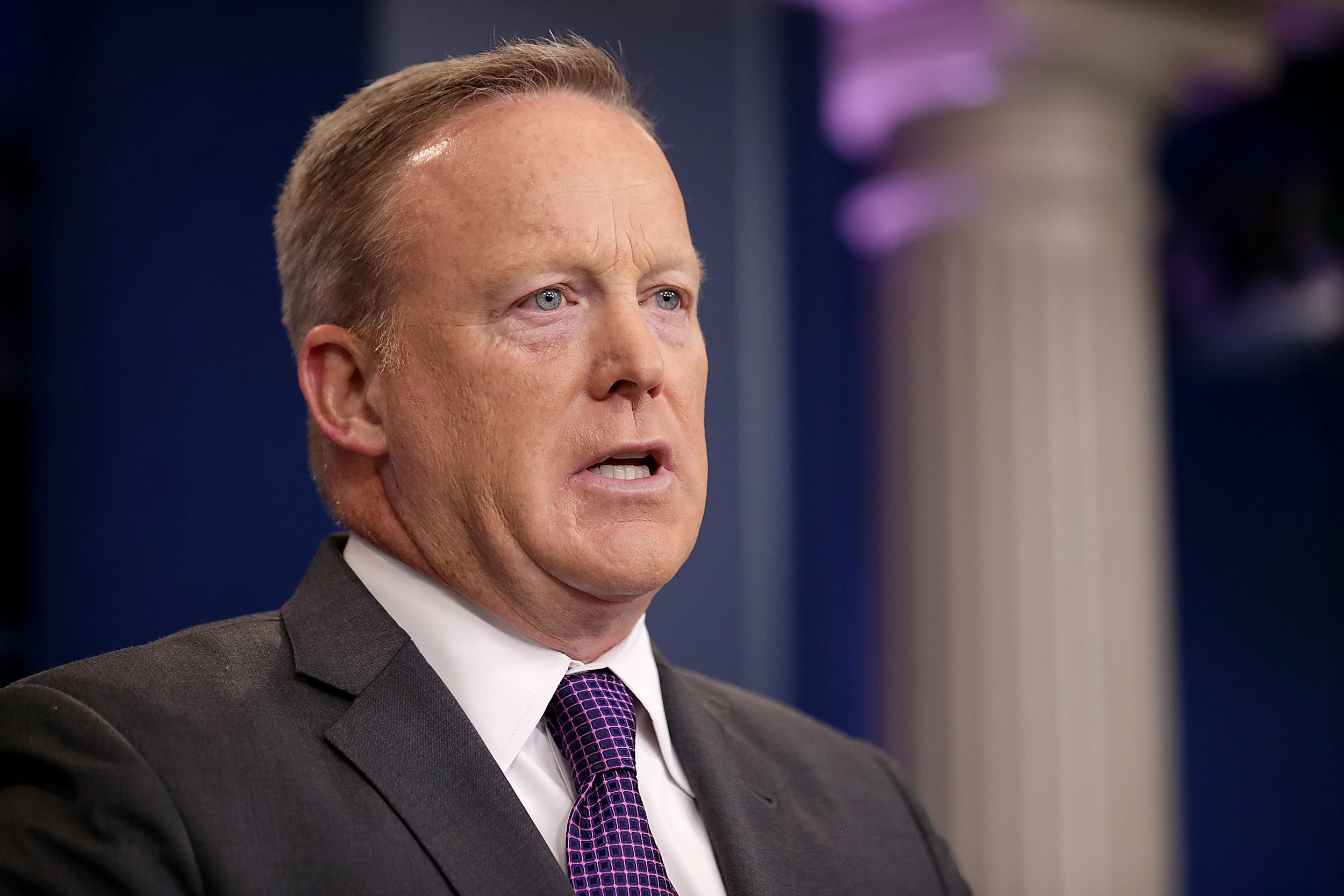 white house press secretary sean spicer resigns after trump